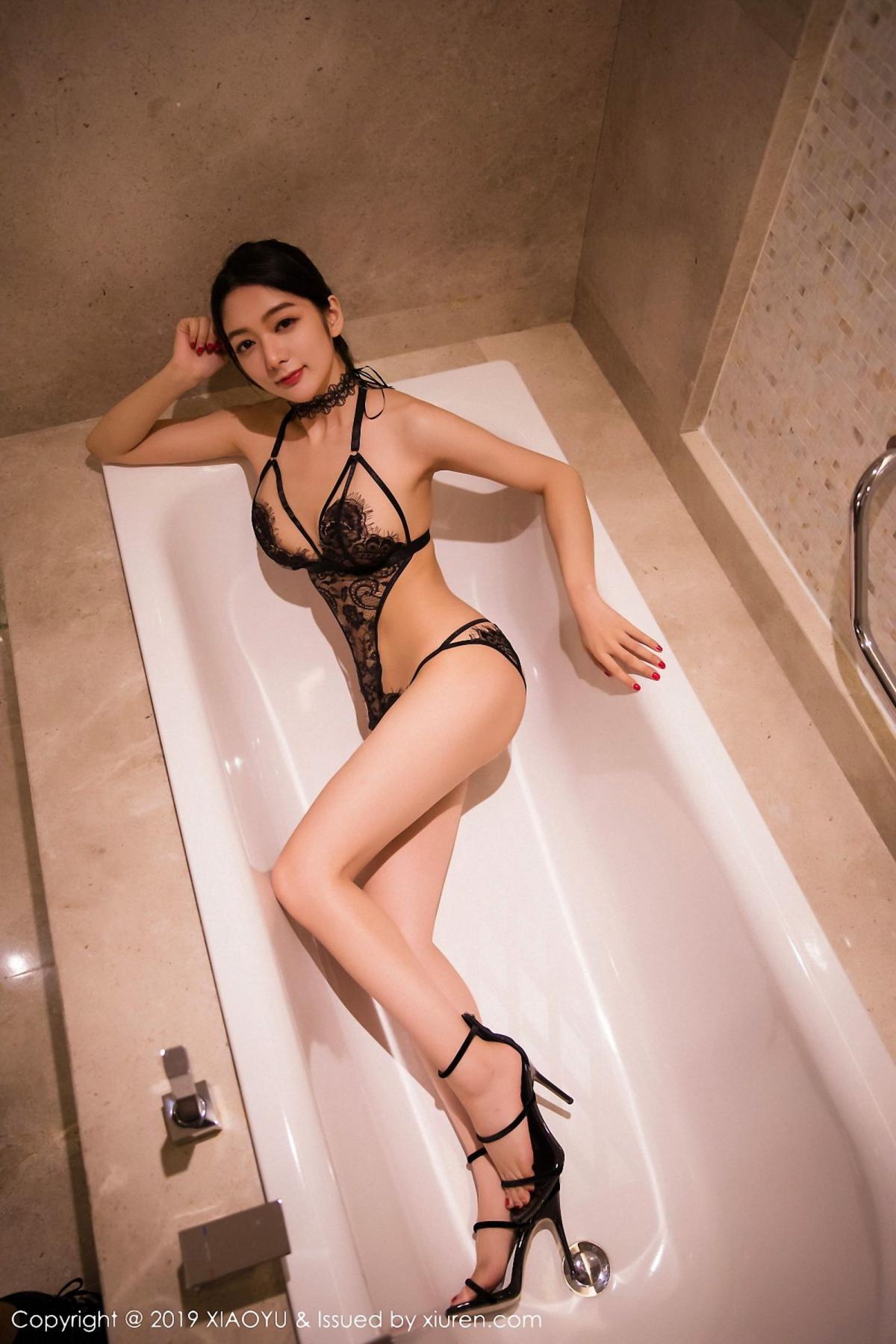 [XiaoYu] Vol.041 Di Yi 23P, Di Yi, Underwear, XiaoYu