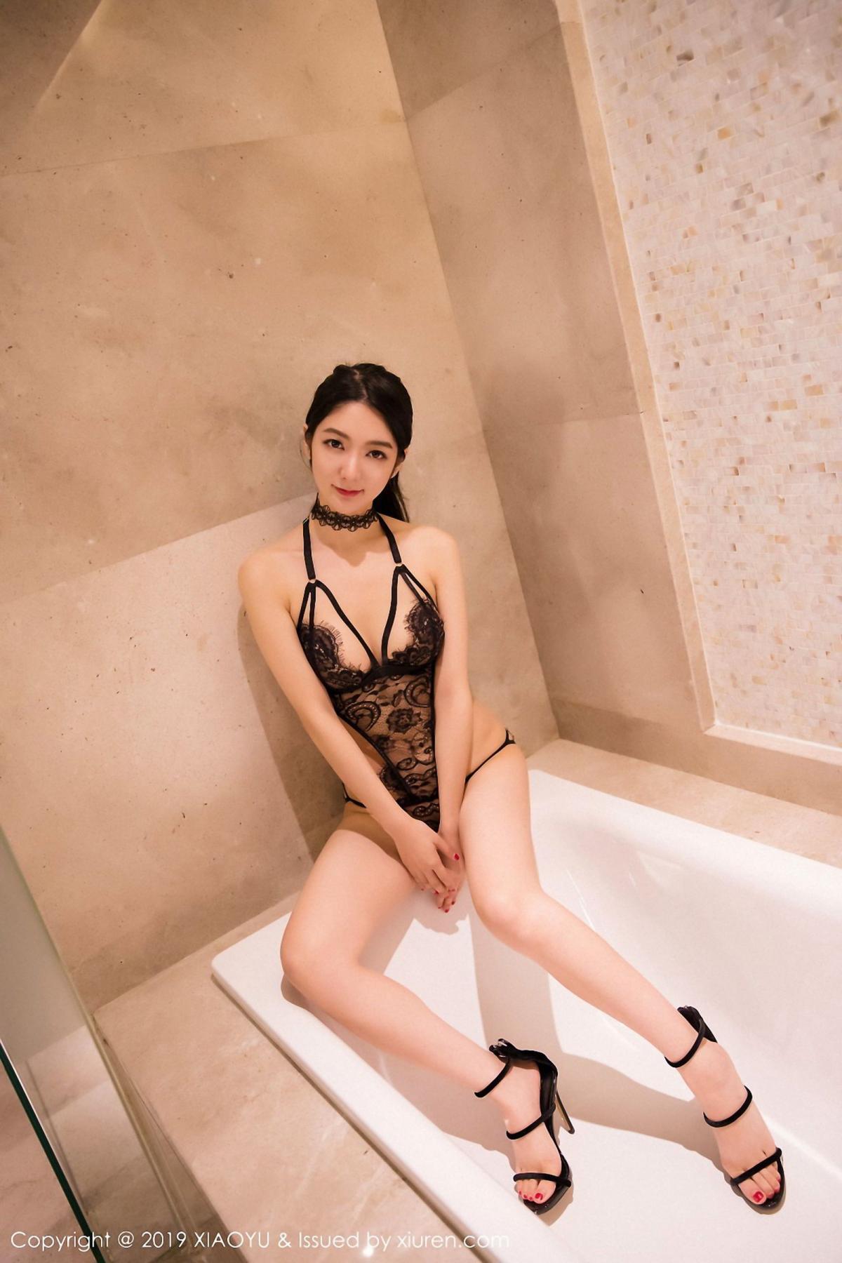 [XiaoYu] Vol.041 Di Yi 31P, Di Yi, Underwear, XiaoYu