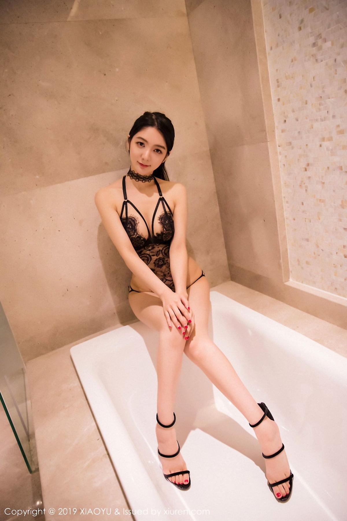 [XiaoYu] Vol.041 Di Yi 32P, Di Yi, Underwear, XiaoYu
