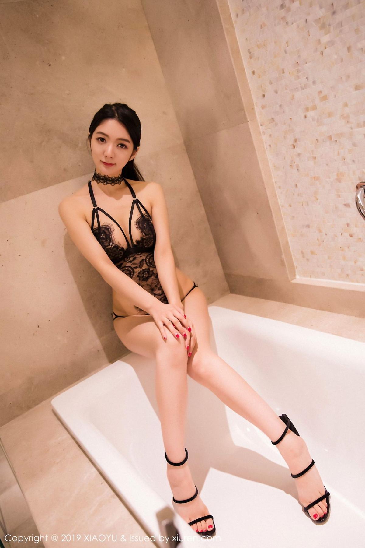 [XiaoYu] Vol.041 Di Yi 34P, Di Yi, Underwear, XiaoYu