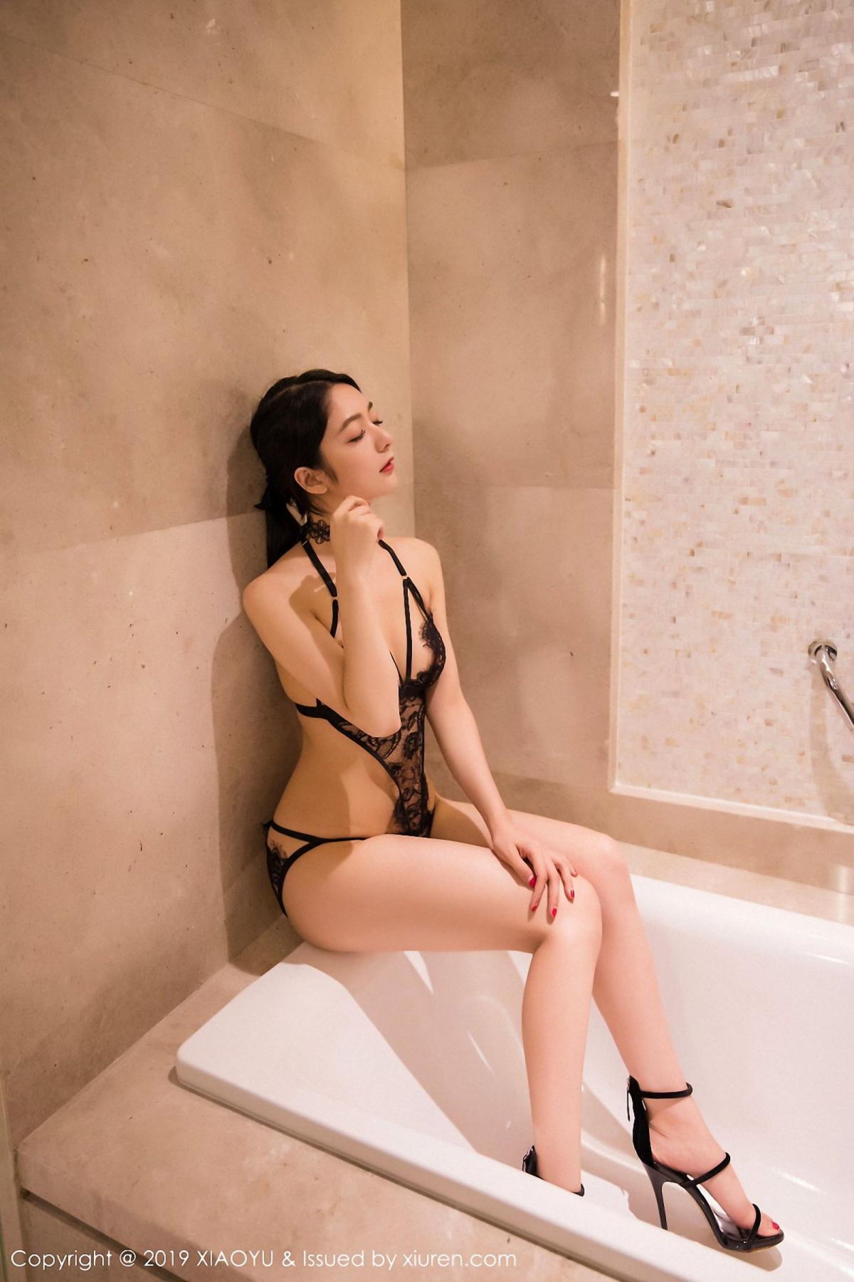 [XiaoYu] Vol.041 Di Yi 40P, Di Yi, Underwear, XiaoYu