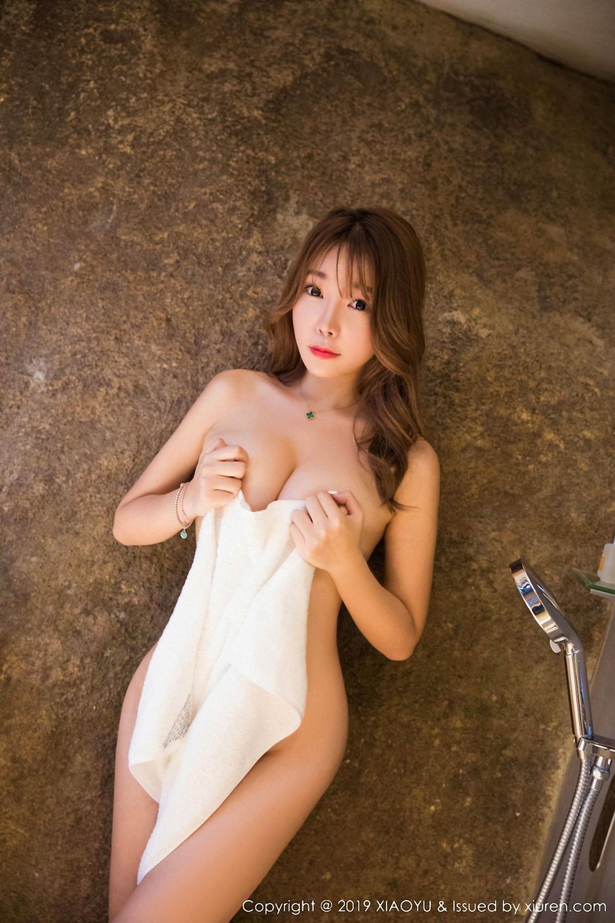 [XiaoYu] Vol.042 Chen Zhi 18P, Chen Zhi, Underwear, XiaoYu