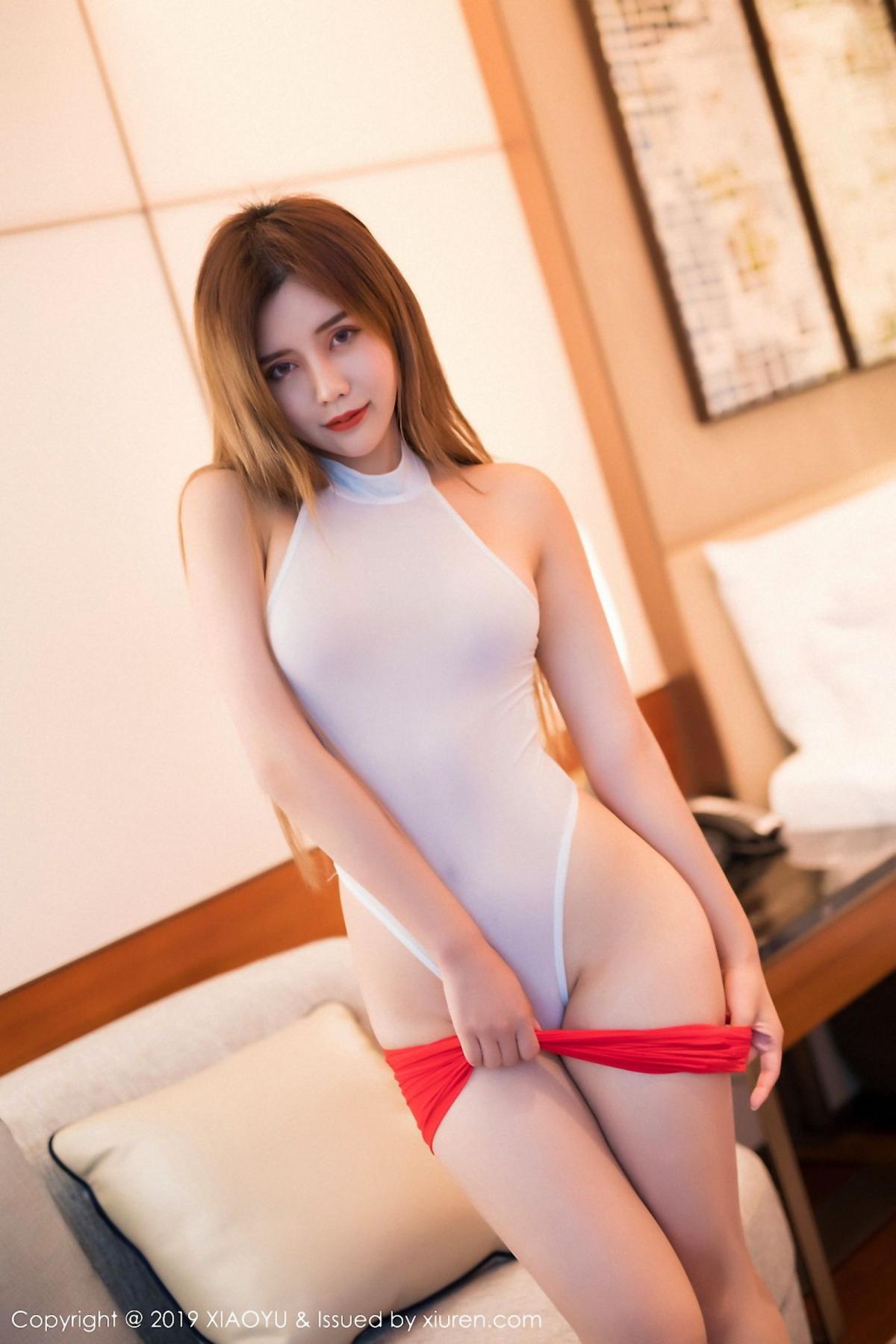 [XiaoYu] Vol.043 Zhuo Ya Qi 27P, Tall, XiaoYu, Zhuo Ya Qi