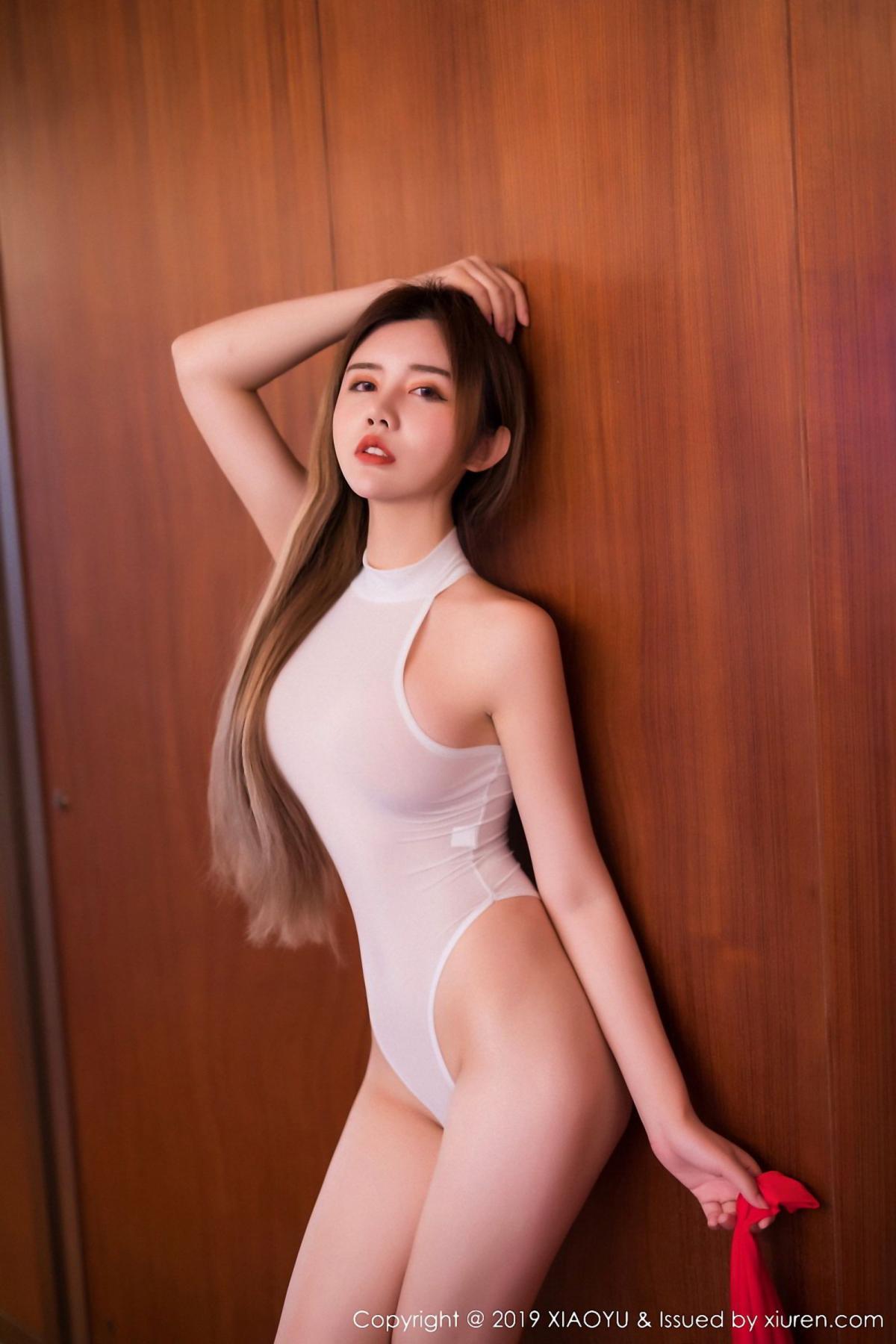 [XiaoYu] Vol.043 Zhuo Ya Qi 44P, Tall, XiaoYu, Zhuo Ya Qi