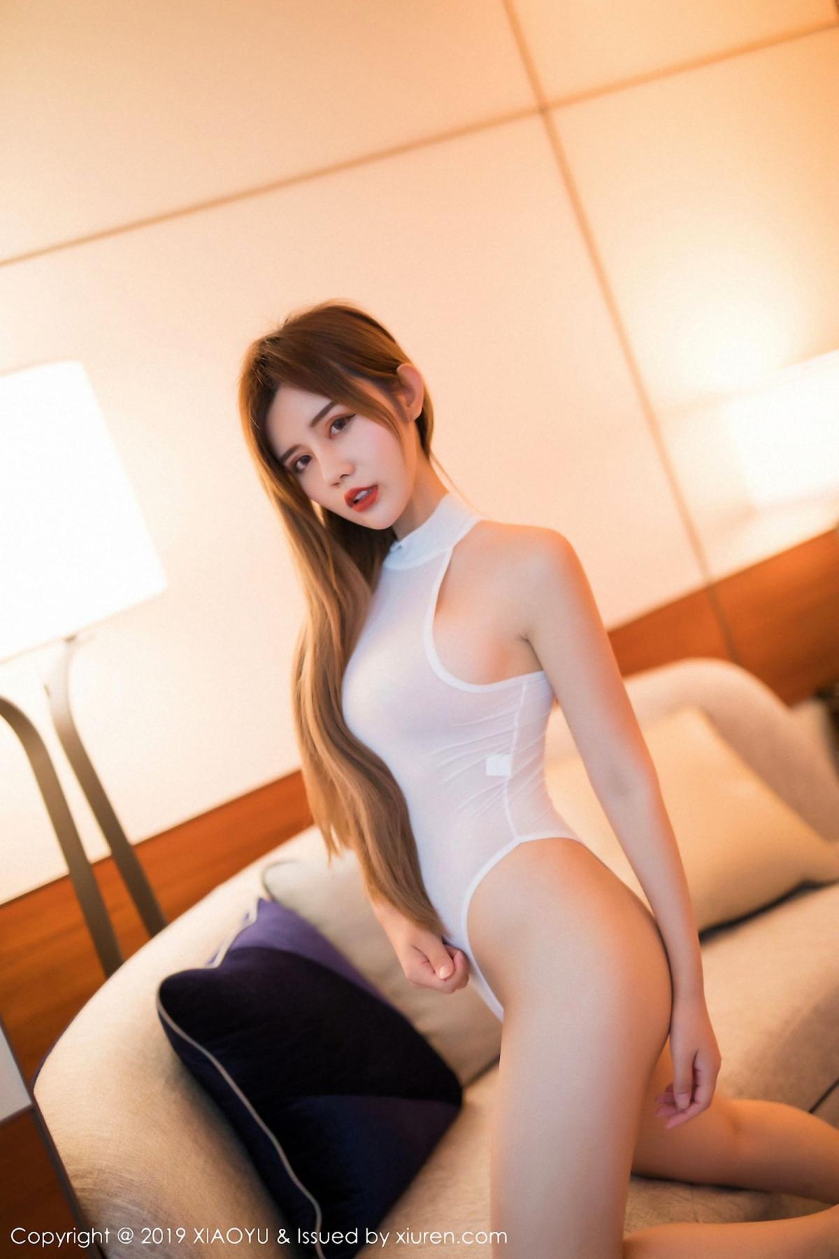 [XiaoYu] Vol.043 Zhuo Ya Qi 45P, Tall, XiaoYu, Zhuo Ya Qi