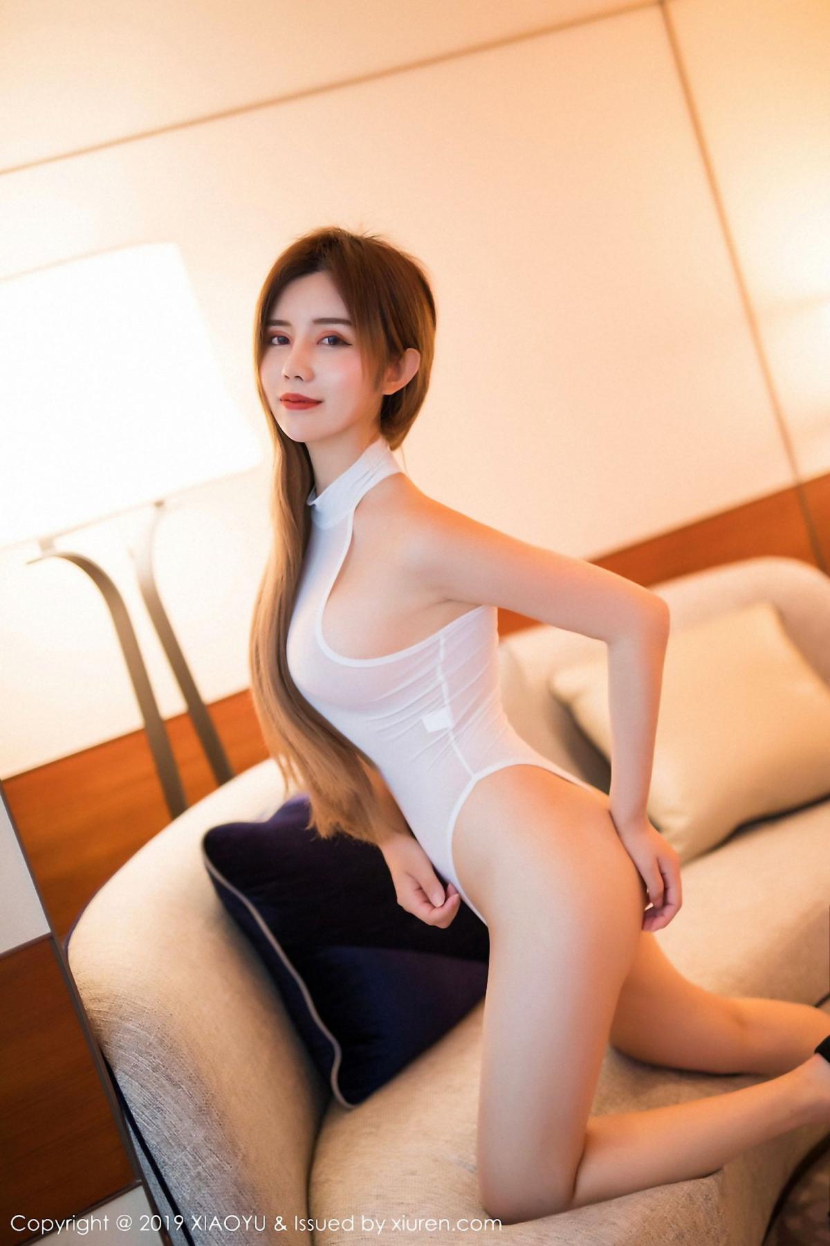 [XiaoYu] Vol.043 Zhuo Ya Qi 46P, Tall, XiaoYu, Zhuo Ya Qi