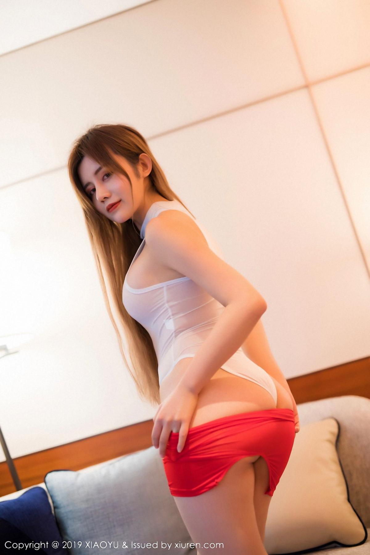 [XiaoYu] Vol.043 Zhuo Ya Qi 4P, Tall, XiaoYu, Zhuo Ya Qi
