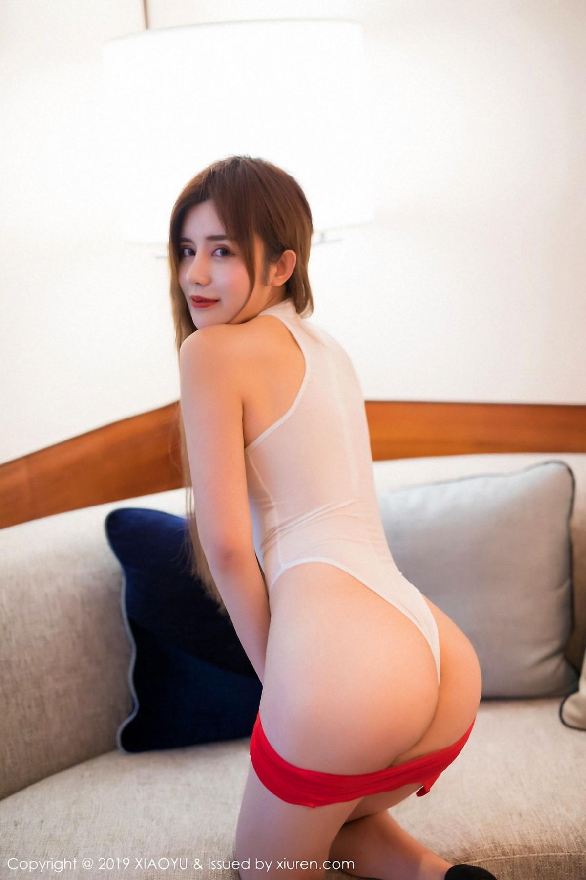 [XiaoYu] Vol.043 Zhuo Ya Qi 5P, Tall, XiaoYu, Zhuo Ya Qi