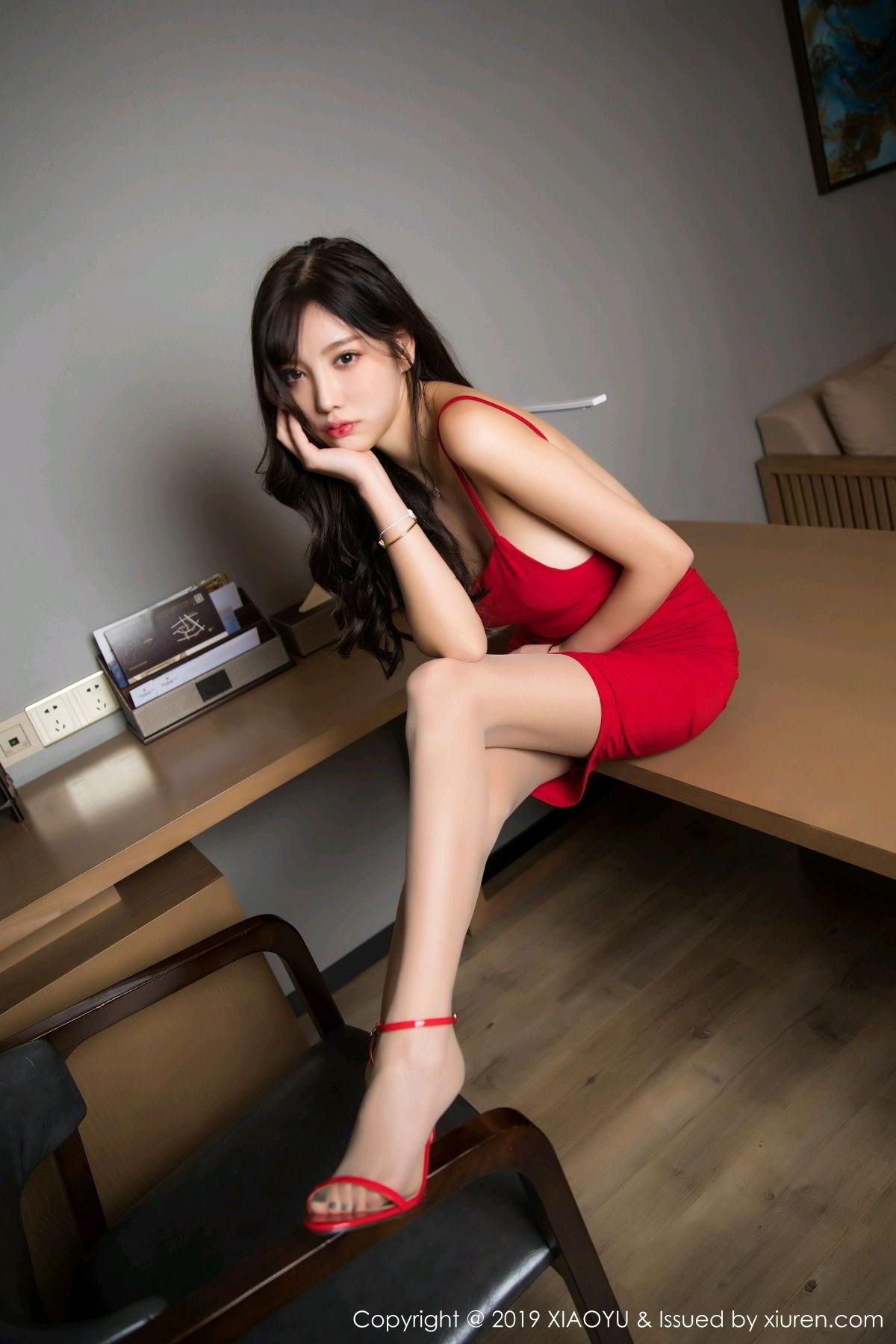 [XiaoYu] Vol.044 Yang Chen Chen 3P, Tall, XiaoYu, Yang Chen Chen