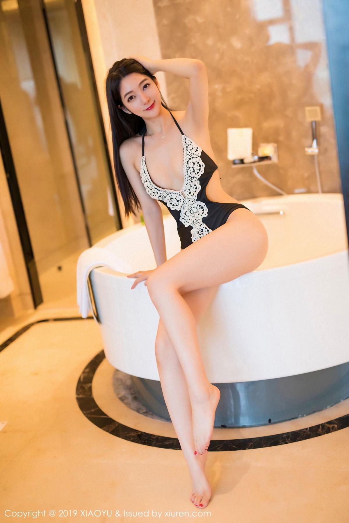 [XiaoYu] Vol.046 Angela Xi Huan Mao 11P, Di Yi, Tall, Underwear, XiaoYu