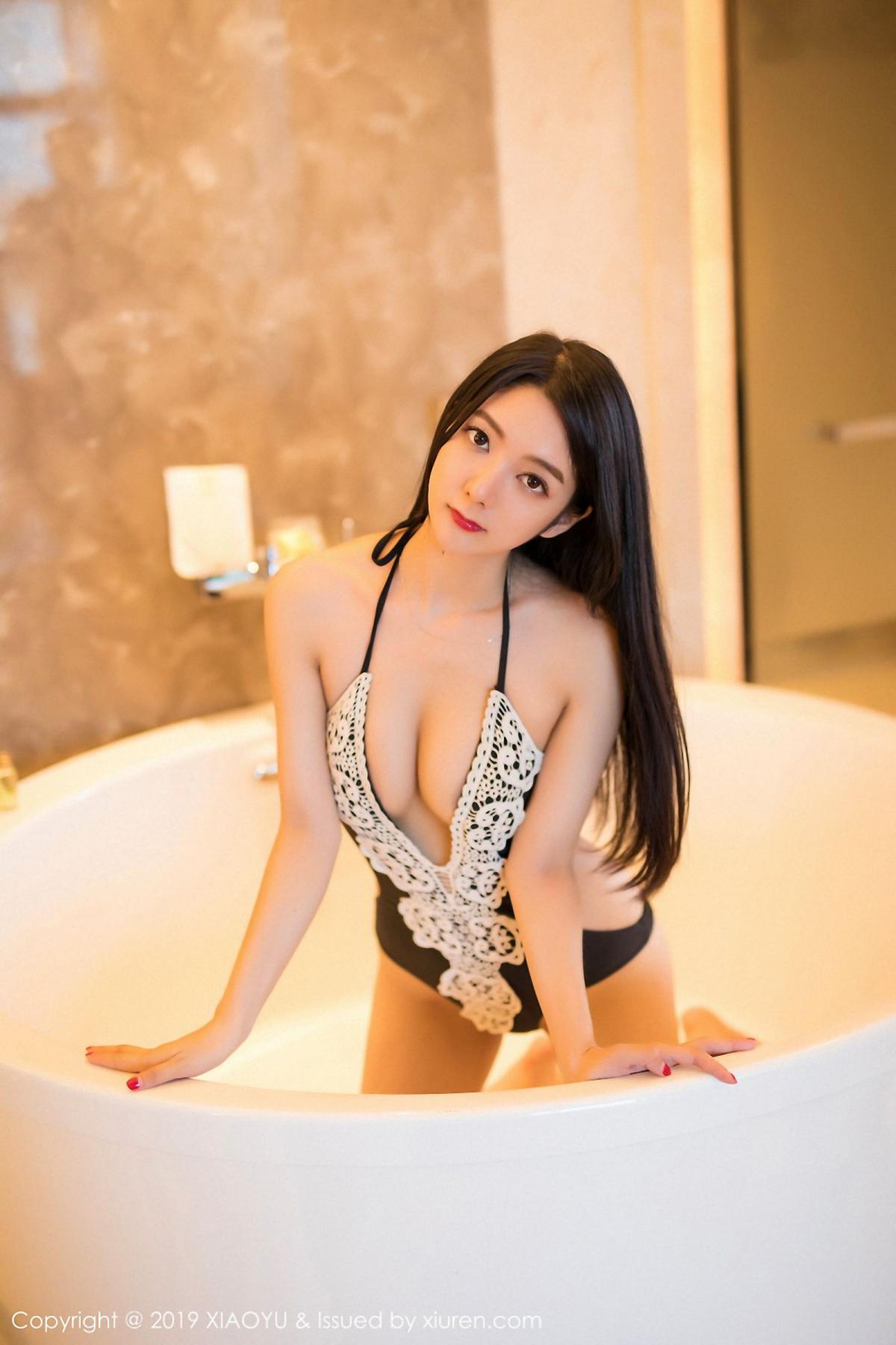 [XiaoYu] Vol.046 Angela Xi Huan Mao 15P, Di Yi, Tall, Underwear, XiaoYu