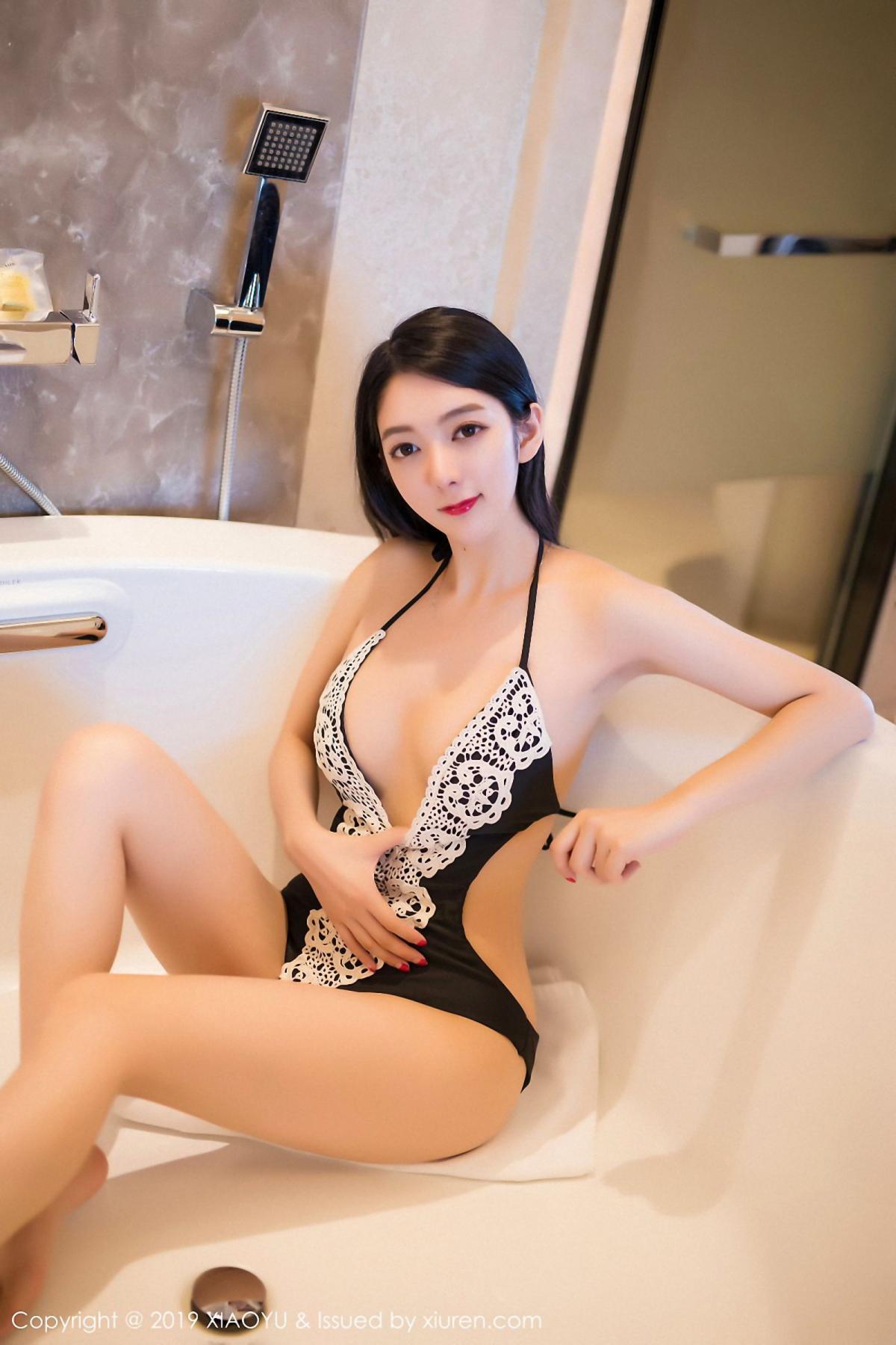 [XiaoYu] Vol.046 Angela Xi Huan Mao 17P, Di Yi, Tall, Underwear, XiaoYu