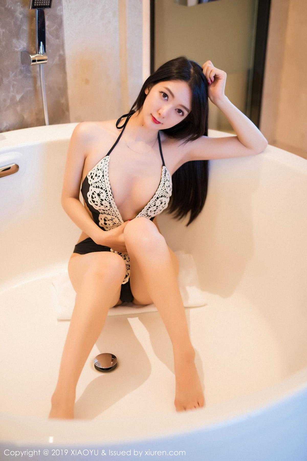[XiaoYu] Vol.046 Angela Xi Huan Mao 19P, Di Yi, Tall, Underwear, XiaoYu