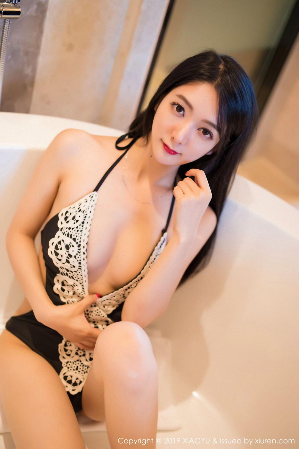 [XiaoYu] Vol.046 Angela Xi Huan Mao 20P, Di Yi, Tall, Underwear, XiaoYu