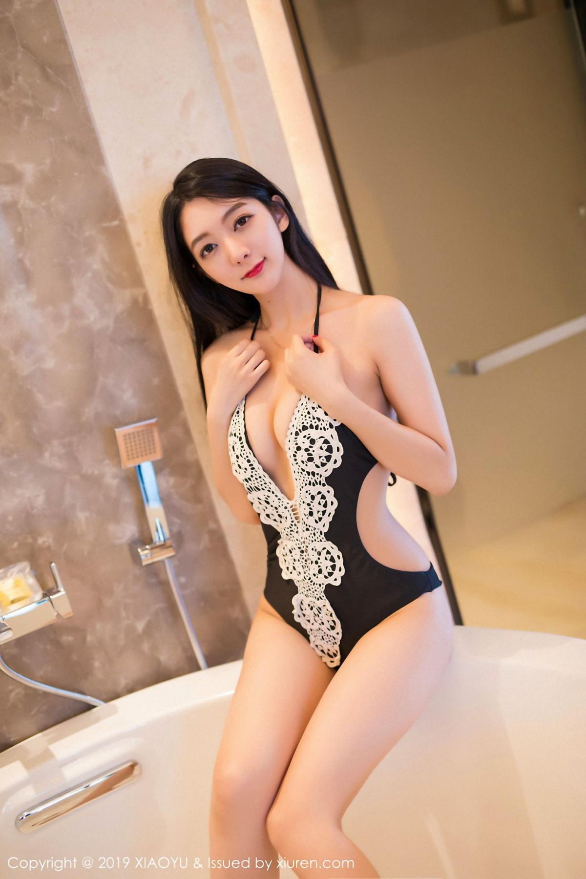 [XiaoYu] Vol.046 Angela Xi Huan Mao 22P, Di Yi, Tall, Underwear, XiaoYu