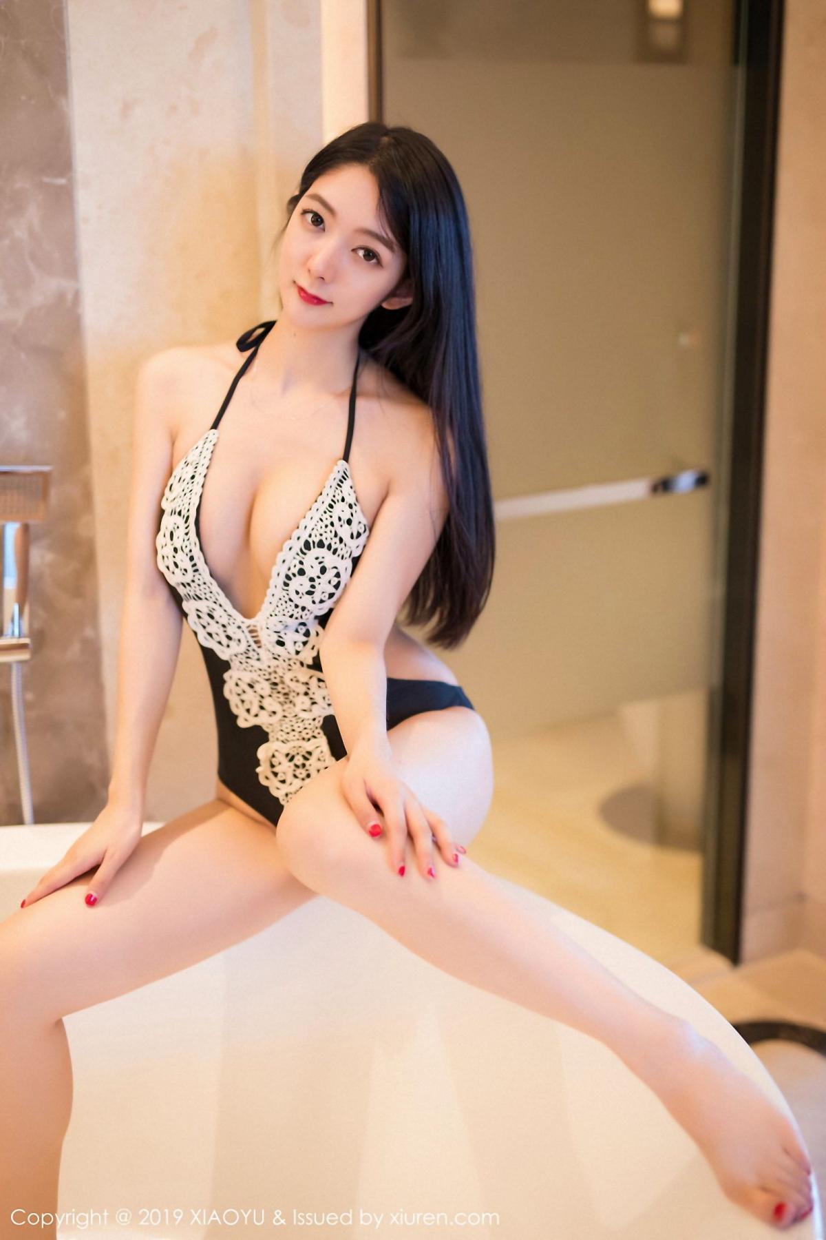 [XiaoYu] Vol.046 Angela Xi Huan Mao 24P, Di Yi, Tall, Underwear, XiaoYu