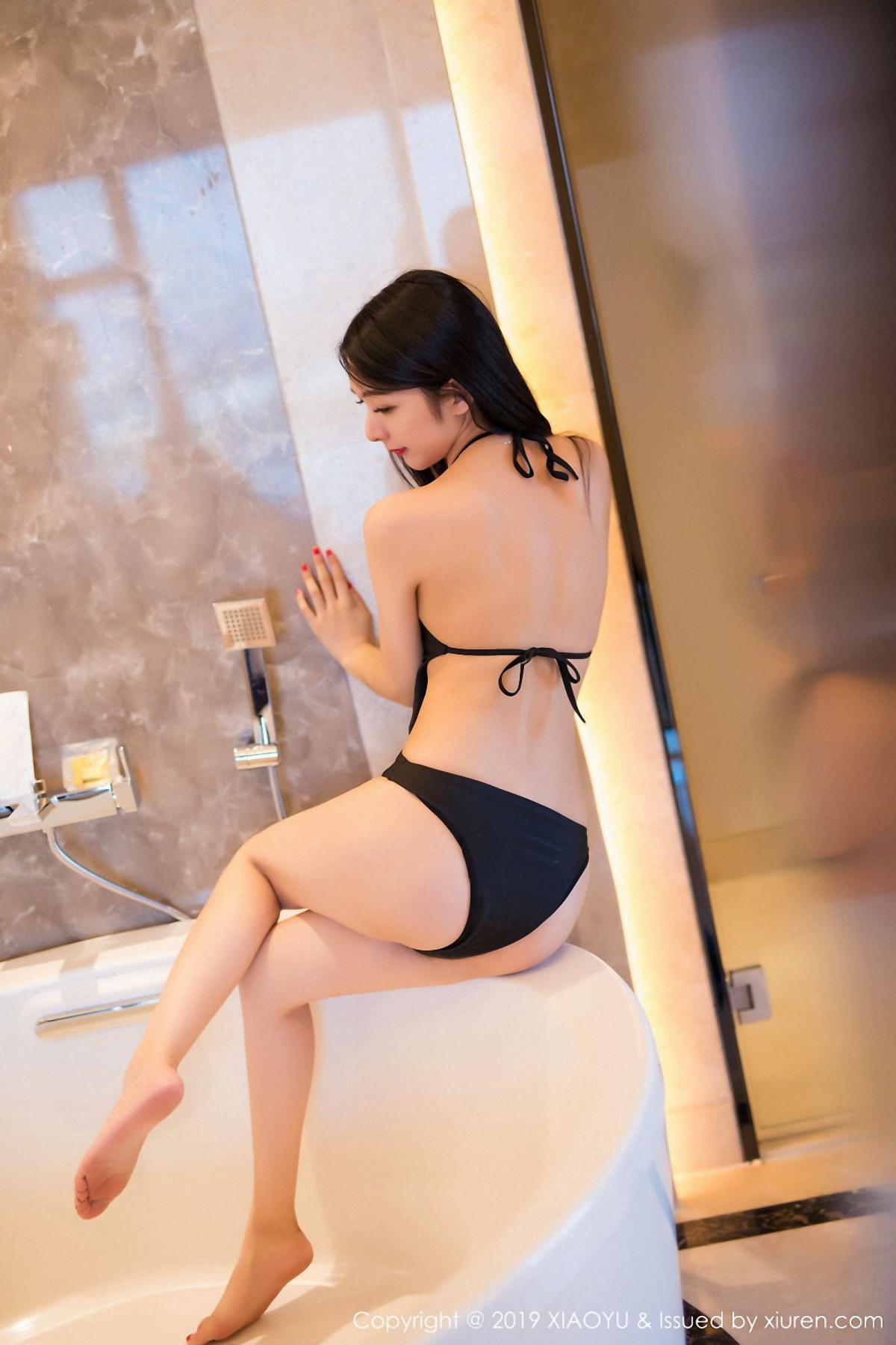 [XiaoYu] Vol.046 Angela Xi Huan Mao 25P, Di Yi, Tall, Underwear, XiaoYu