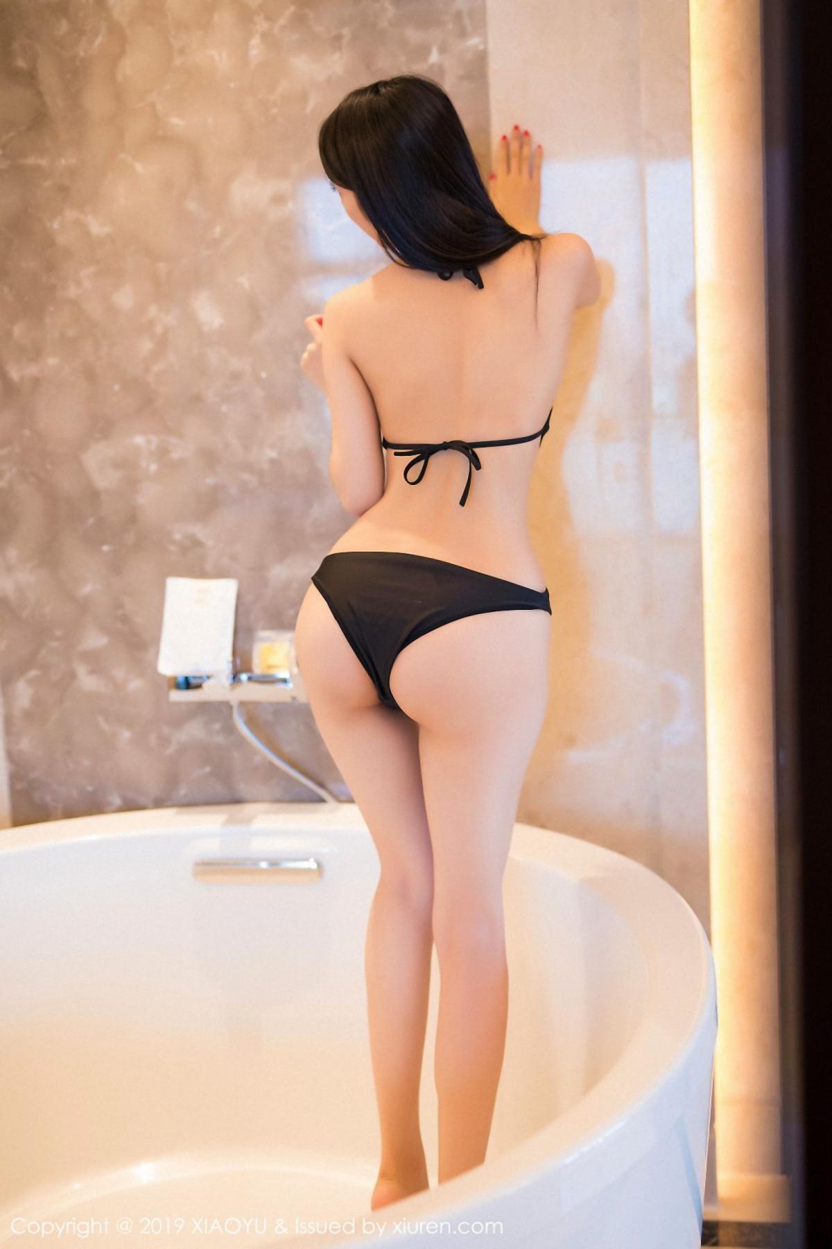 [XiaoYu] Vol.046 Angela Xi Huan Mao 26P, Di Yi, Tall, Underwear, XiaoYu