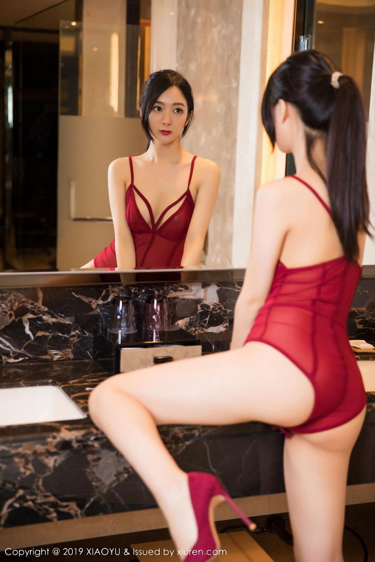 [XiaoYu] Vol.046 Angela Xi Huan Mao 41P, Di Yi, Tall, Underwear, XiaoYu
