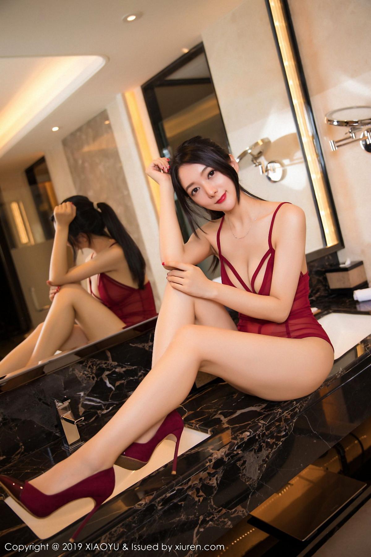 [XiaoYu] Vol.046 Angela Xi Huan Mao 45P, Di Yi, Tall, Underwear, XiaoYu