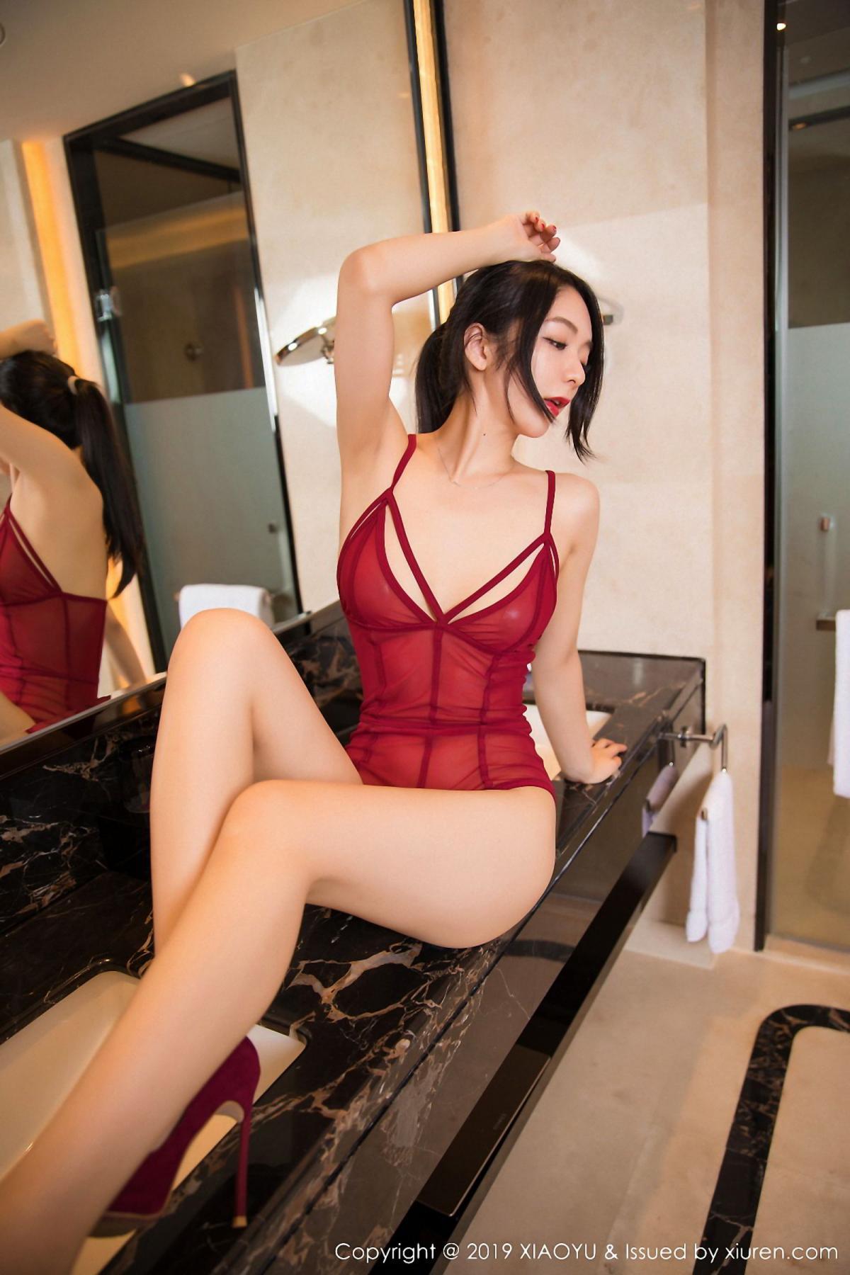 [XiaoYu] Vol.046 Angela Xi Huan Mao 46P, Di Yi, Tall, Underwear, XiaoYu