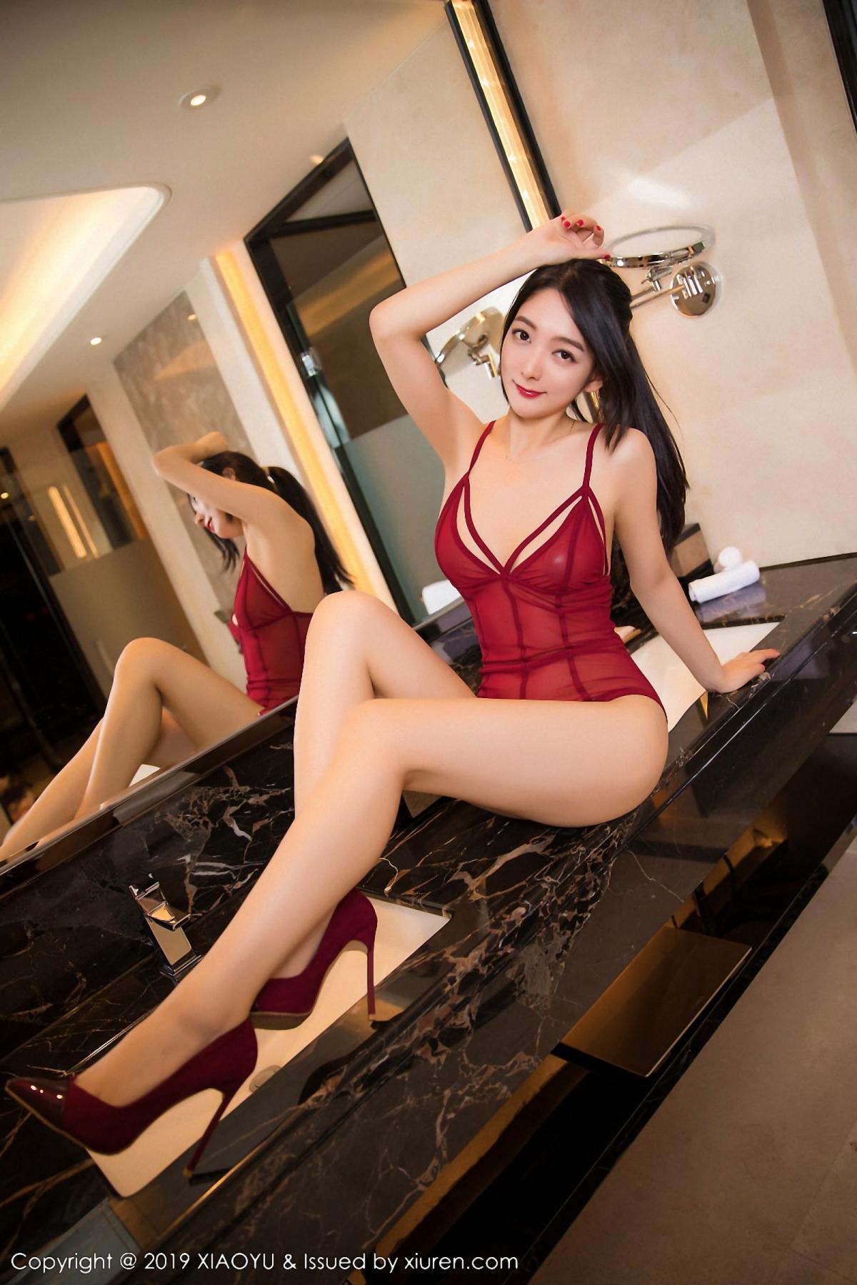 [XiaoYu] Vol.046 Angela Xi Huan Mao 48P, Di Yi, Tall, Underwear, XiaoYu