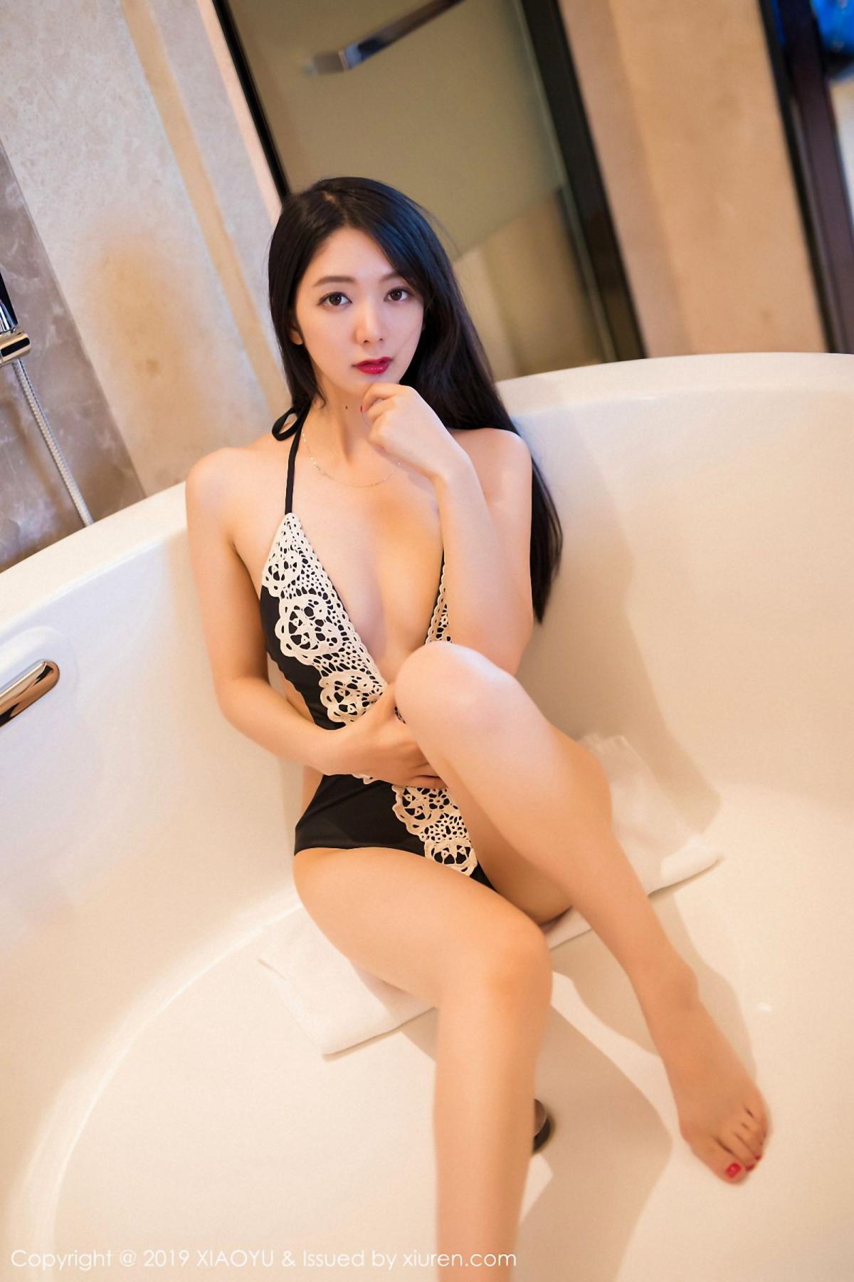 [XiaoYu] Vol.046 Angela Xi Huan Mao 4P, Di Yi, Tall, Underwear, XiaoYu