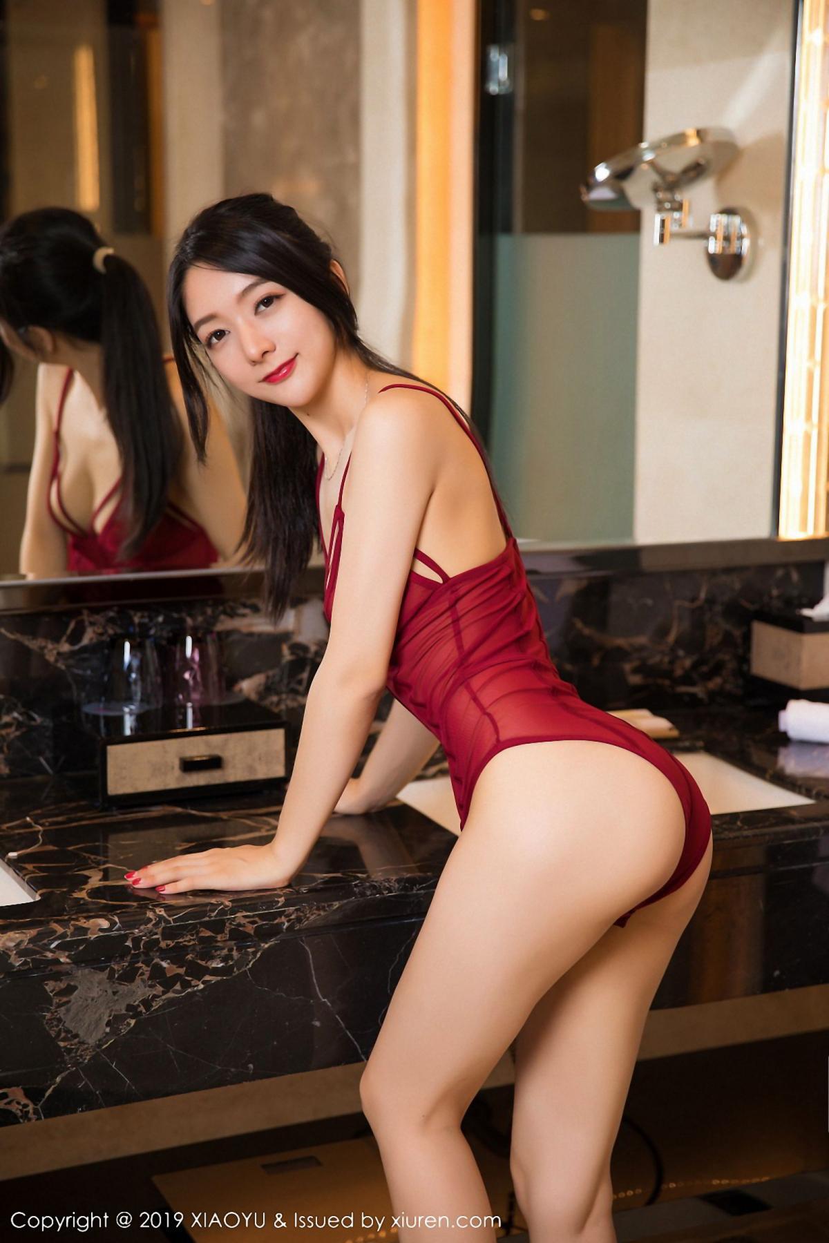 [XiaoYu] Vol.046 Angela Xi Huan Mao 50P, Di Yi, Tall, Underwear, XiaoYu