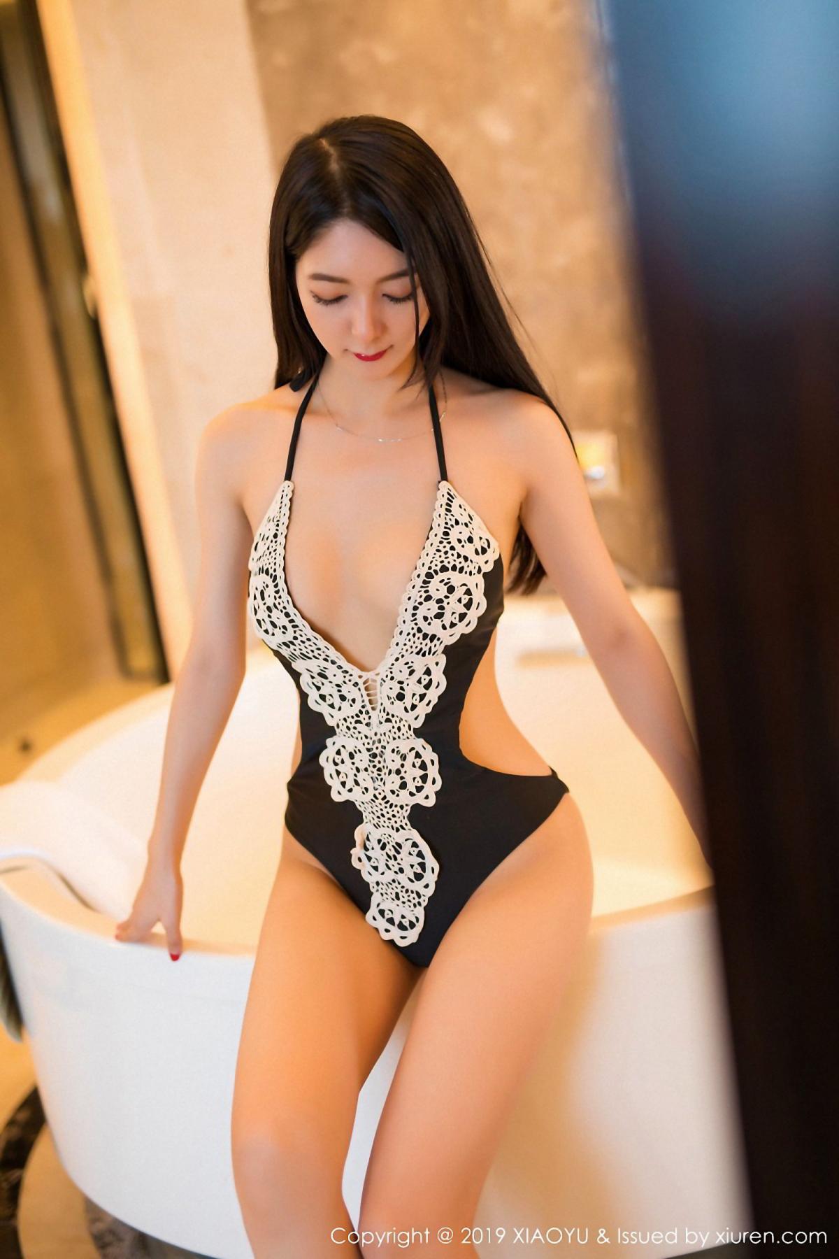 [XiaoYu] Vol.046 Angela Xi Huan Mao 7P, Di Yi, Tall, Underwear, XiaoYu