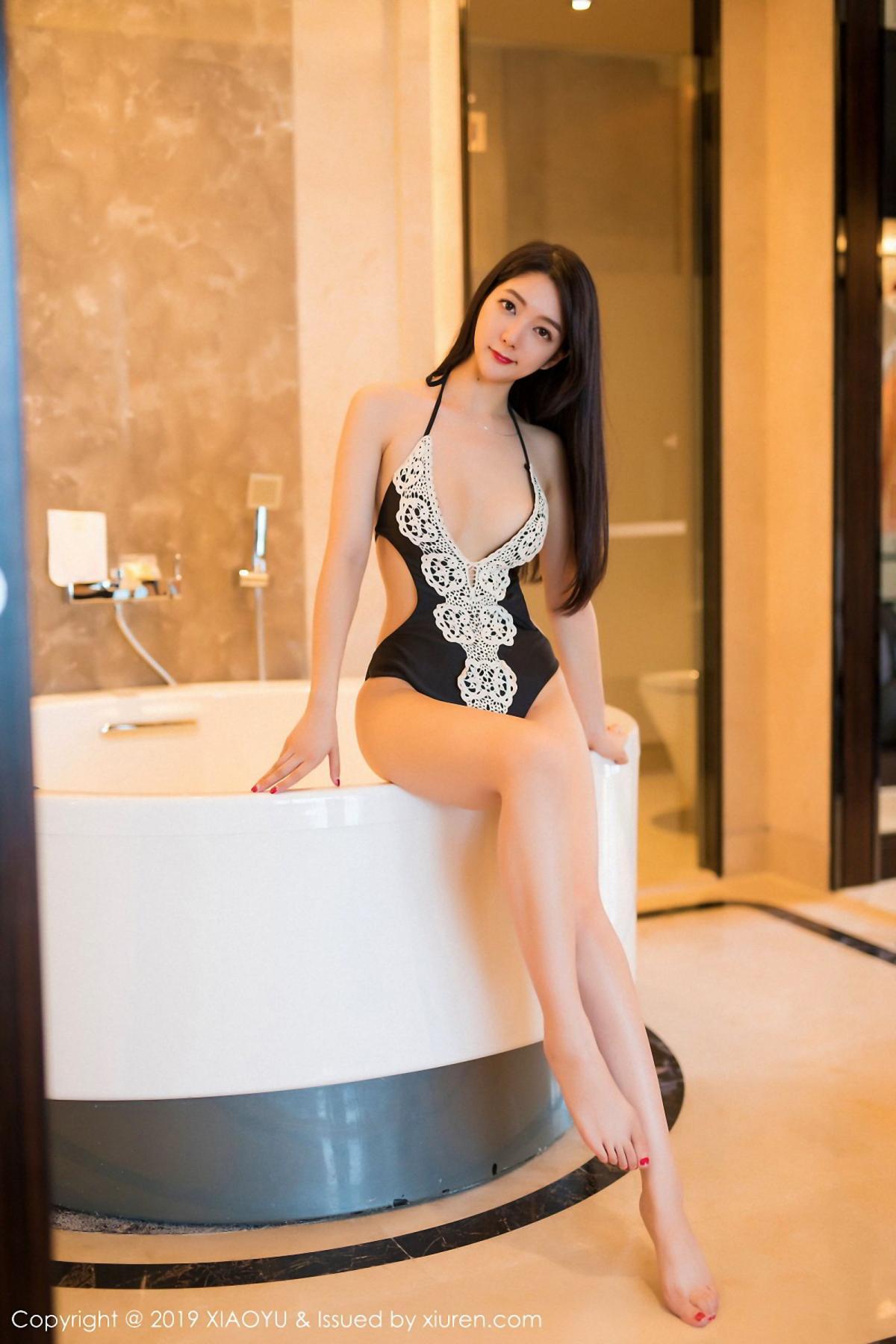 [XiaoYu] Vol.046 Angela Xi Huan Mao 8P, Di Yi, Tall, Underwear, XiaoYu