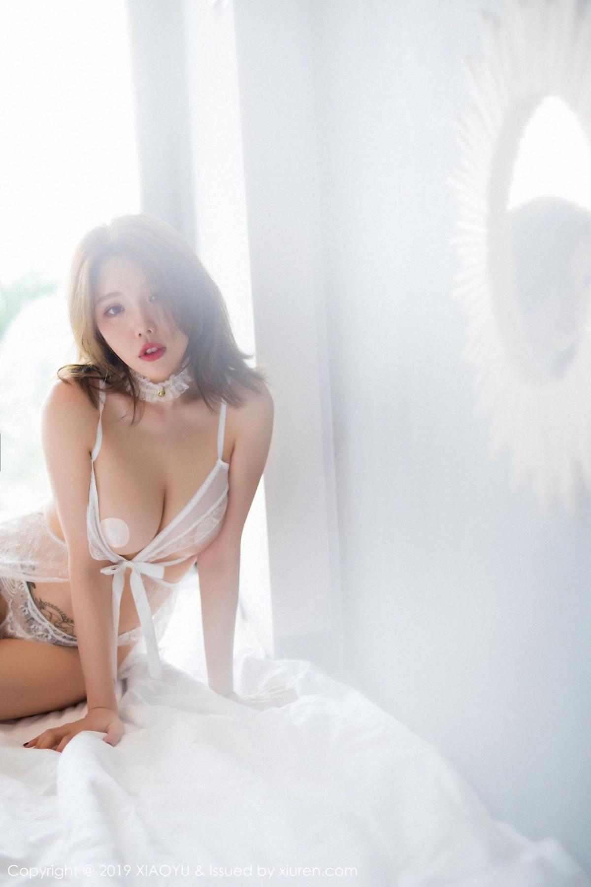 [XiaoYu] Vol.047 Huang Le Ran 19P, Huang Le Ran, Wet, XiaoYu