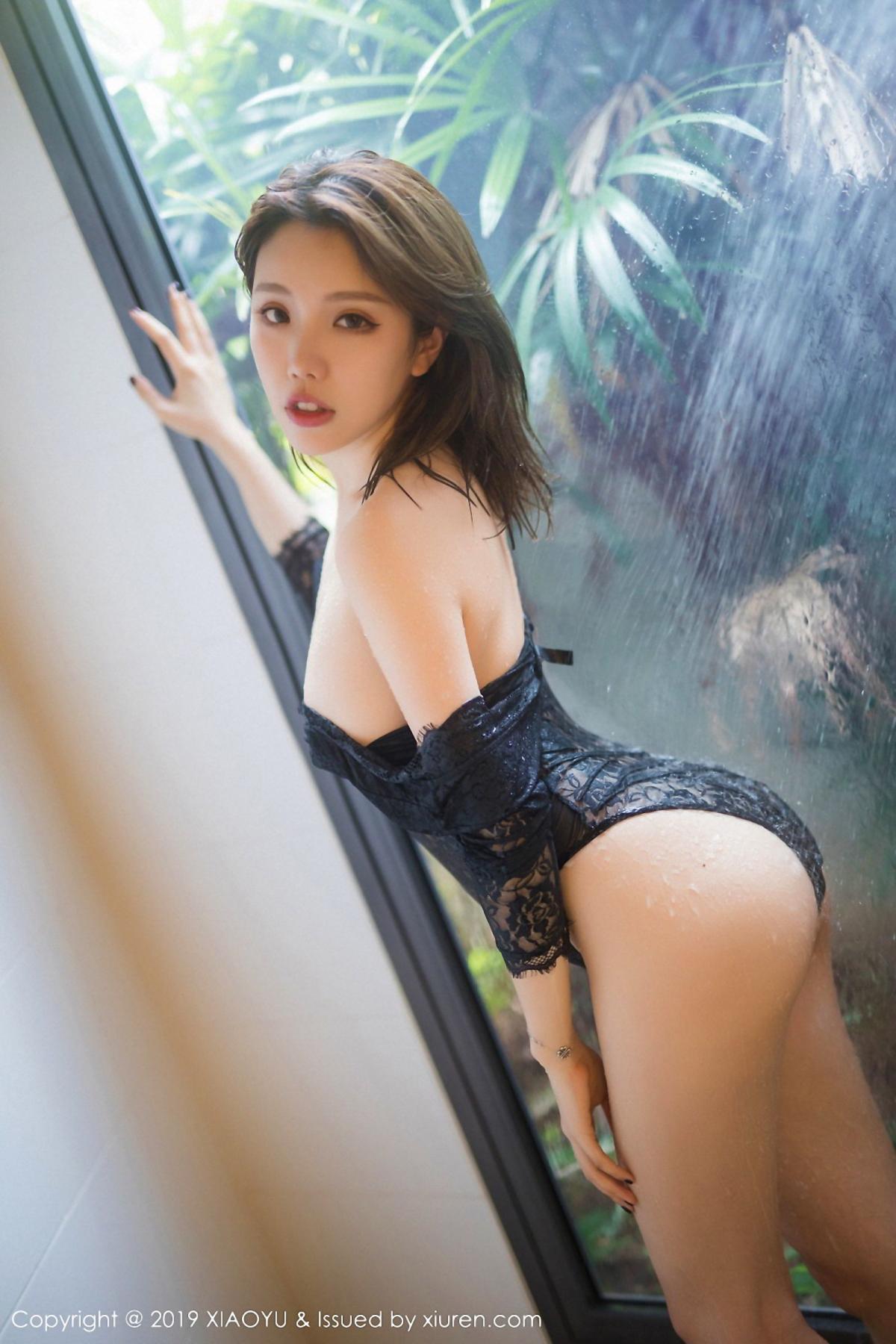 [XiaoYu] Vol.047 Huang Le Ran 43P, Huang Le Ran, Wet, XiaoYu