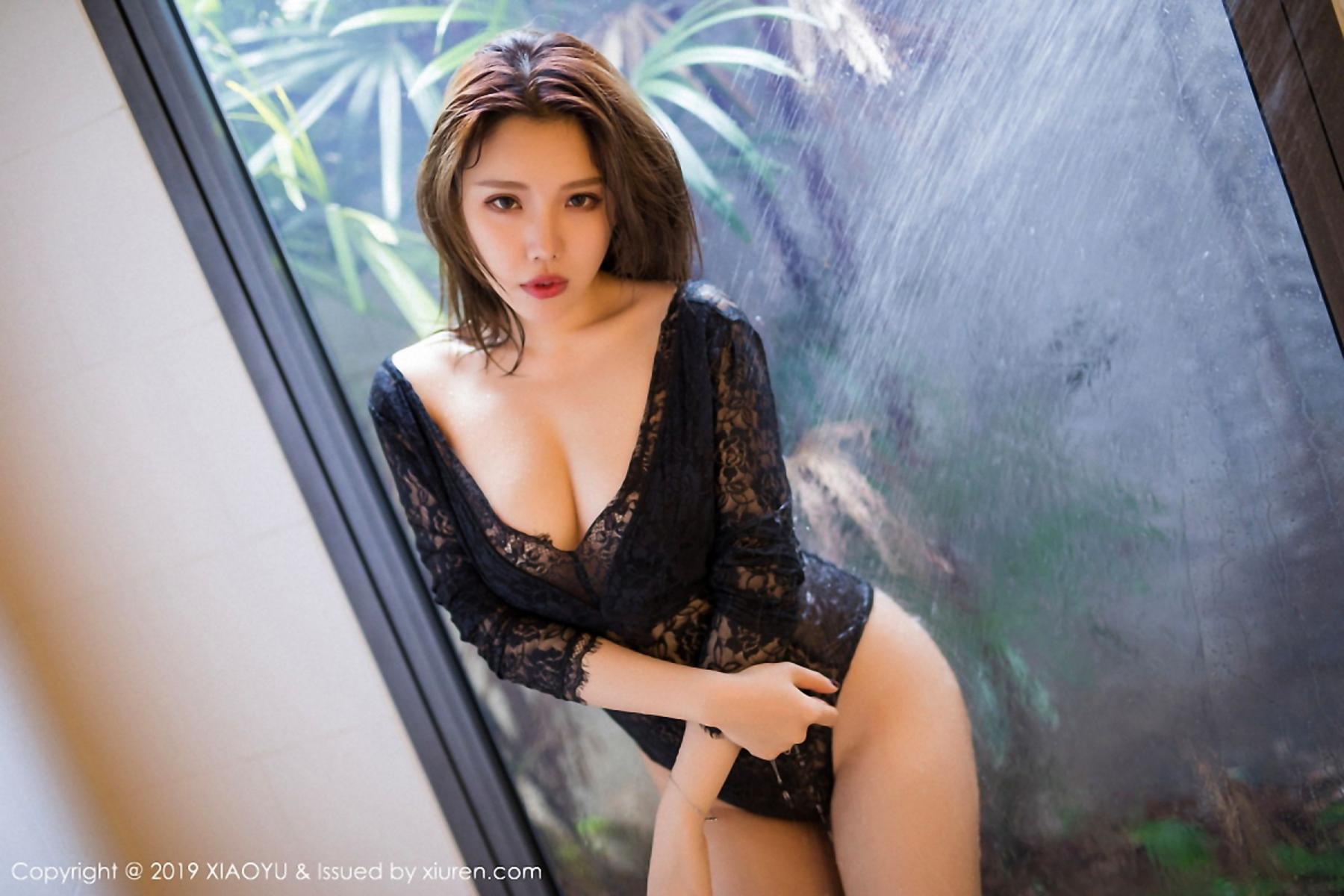 [XiaoYu] Vol.047 Huang Le Ran 51P, Huang Le Ran, Wet, XiaoYu