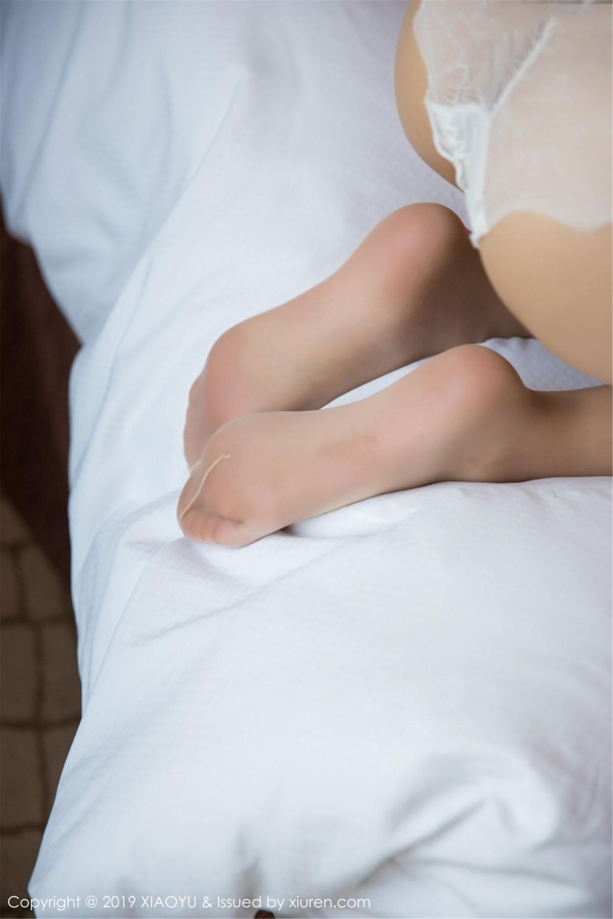 [XiaoYu] Vol.052 desertrmb 24P, Di Yi, Foot, Underwear, XiaoYu