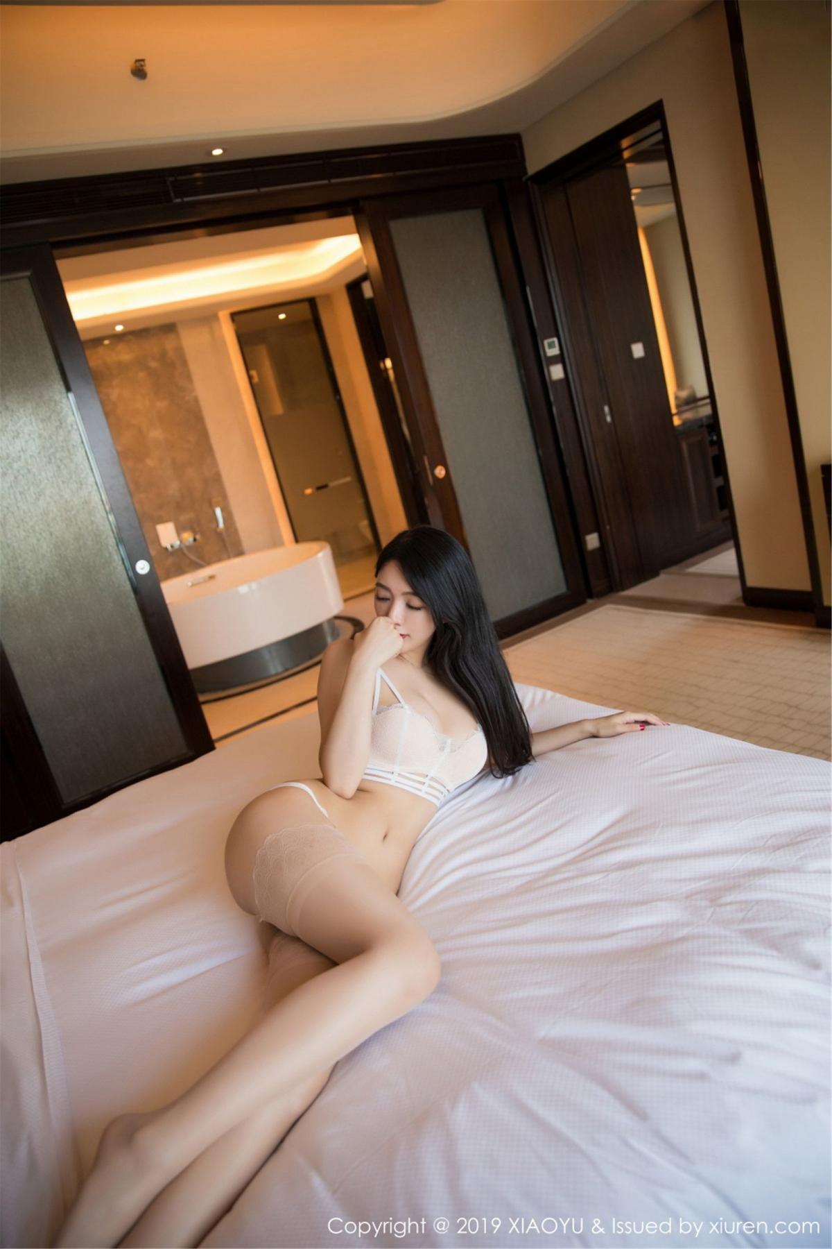 [XiaoYu] Vol.052 desertrmb 32P, Di Yi, Foot, Underwear, XiaoYu