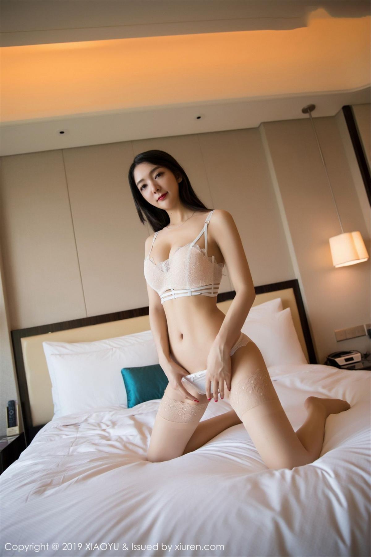 [XiaoYu] Vol.052 desertrmb 40P, Di Yi, Foot, Underwear, XiaoYu