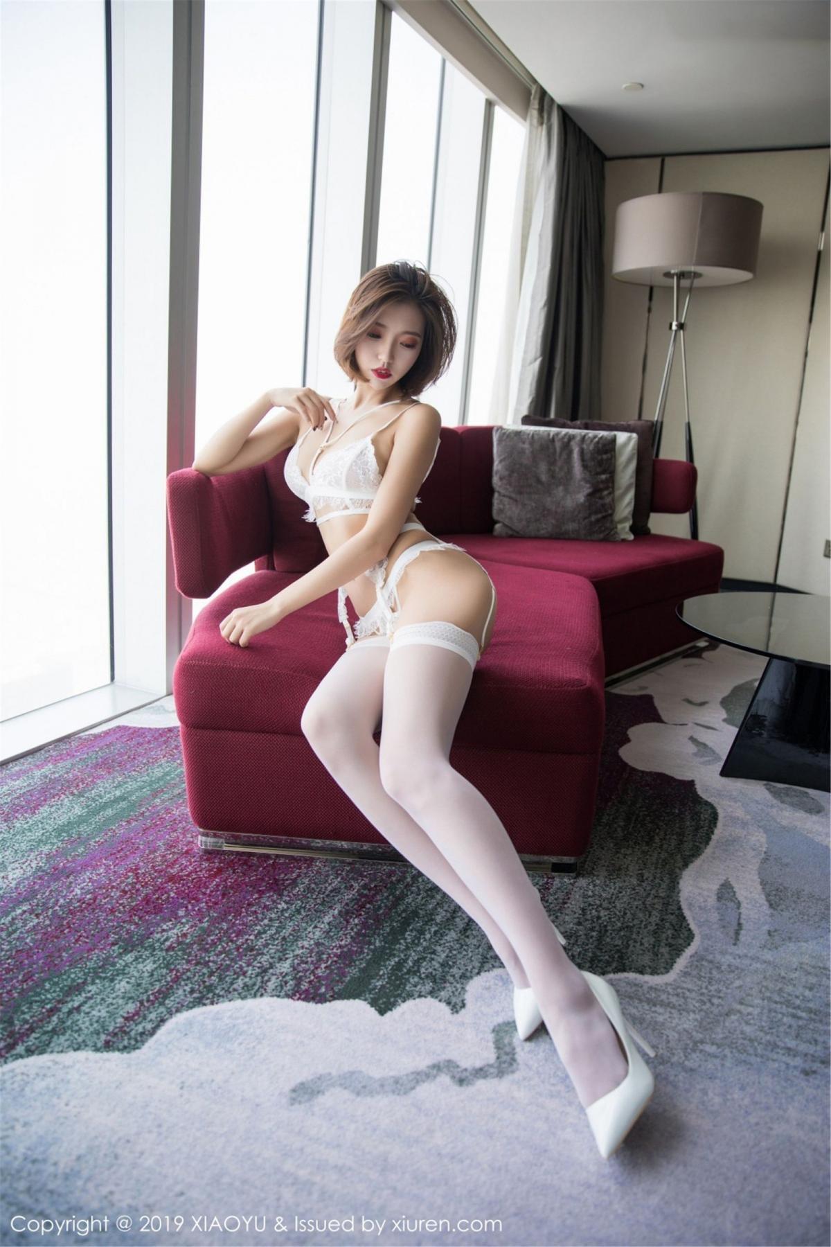[XiaoYu] Vol.053 Lris 11P, Feng Mu Mu, Tall, Underwear, XiaoYu