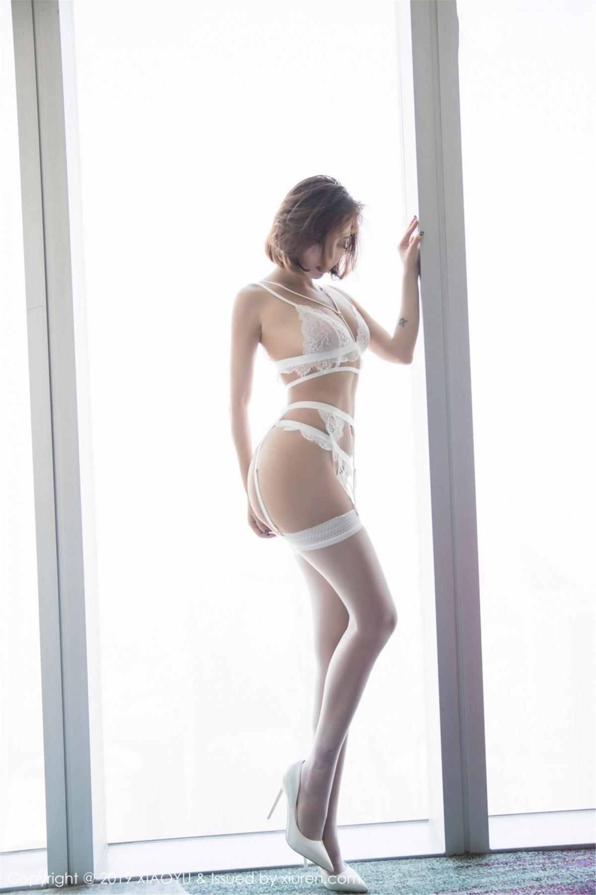 [XiaoYu] Vol.053 Lris 17P, Feng Mu Mu, Tall, Underwear, XiaoYu