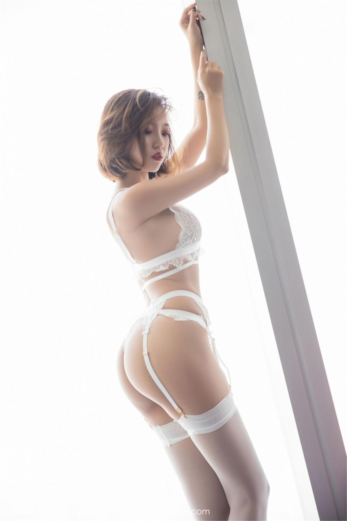 [XiaoYu] Vol.053 Lris 20P, Feng Mu Mu, Tall, Underwear, XiaoYu