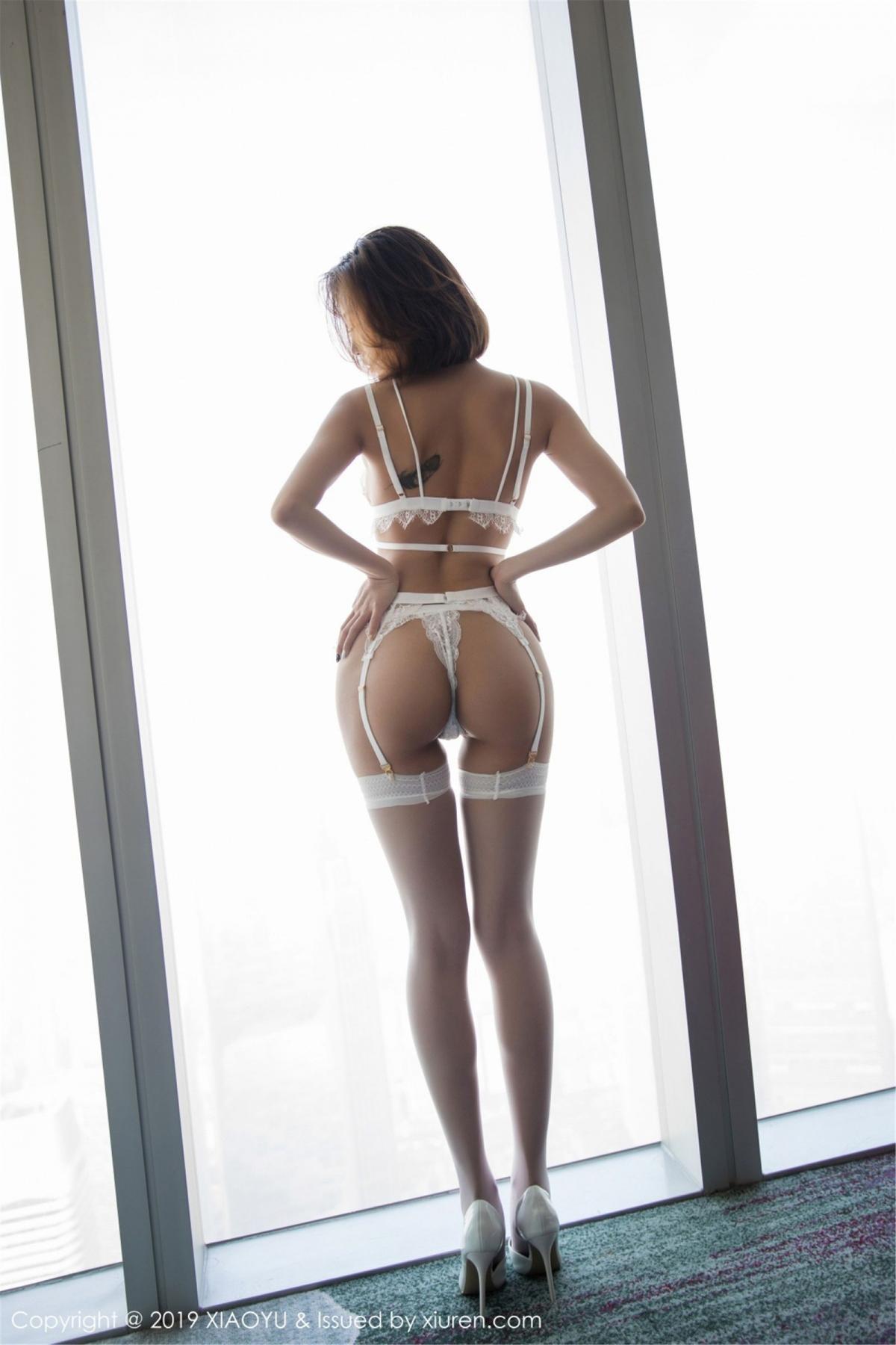 [XiaoYu] Vol.053 Lris 23P, Feng Mu Mu, Tall, Underwear, XiaoYu