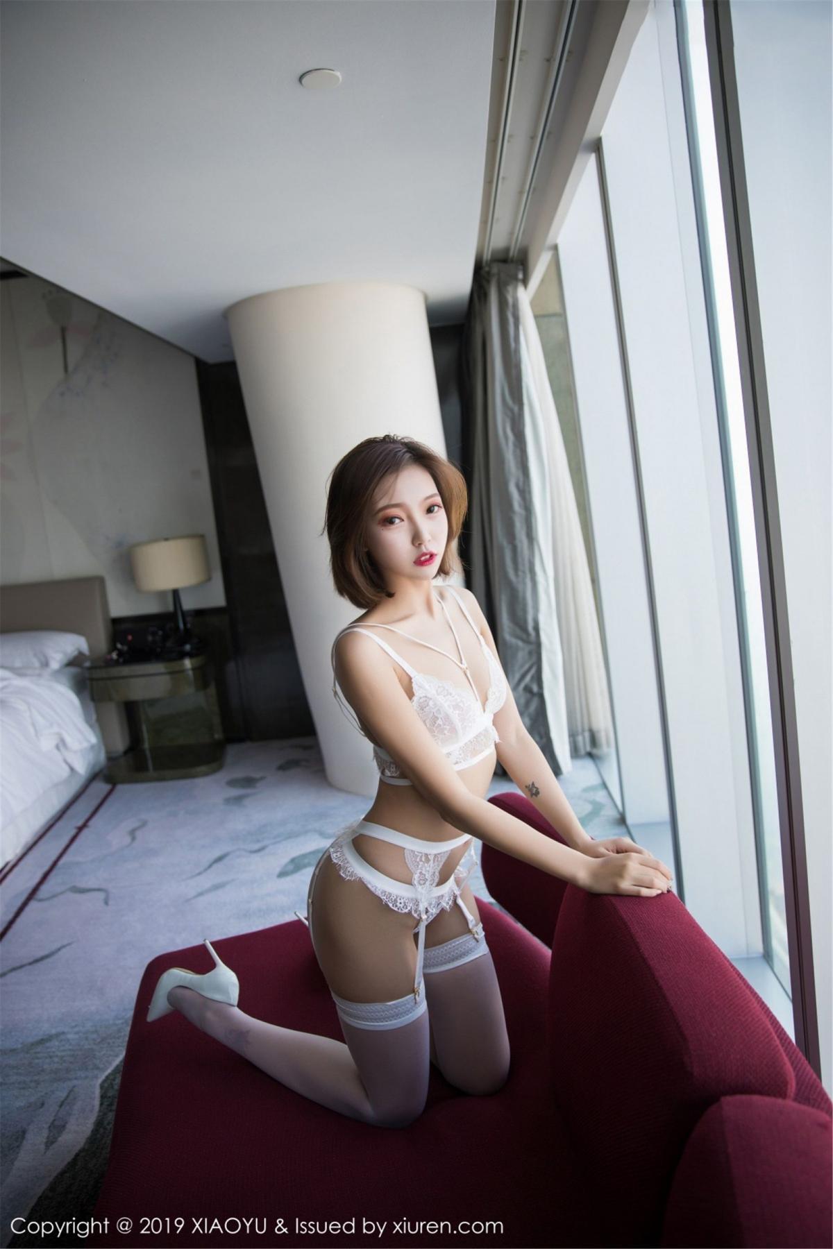 [XiaoYu] Vol.053 Lris 29P, Feng Mu Mu, Tall, Underwear, XiaoYu