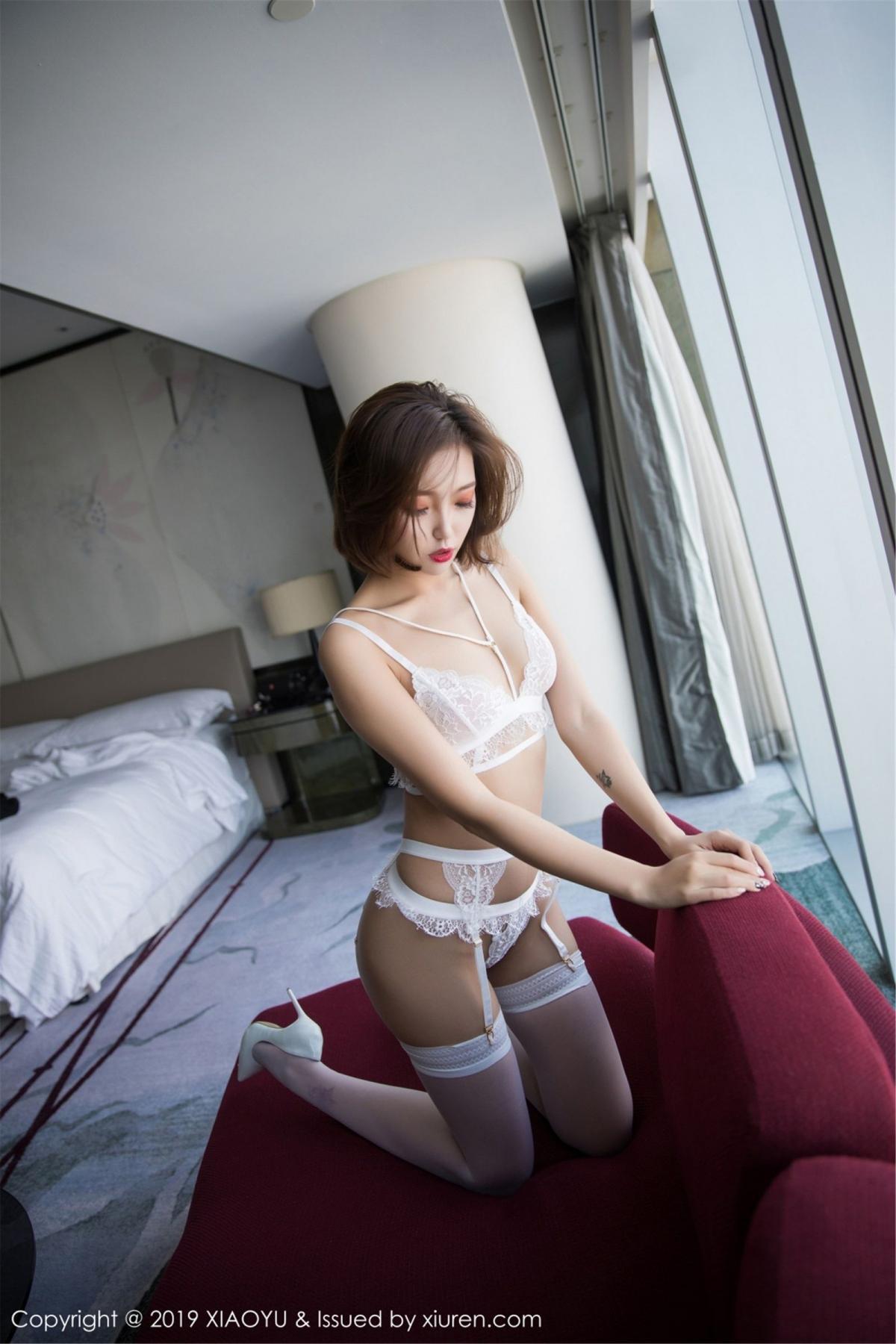 [XiaoYu] Vol.053 Lris 30P, Feng Mu Mu, Tall, Underwear, XiaoYu