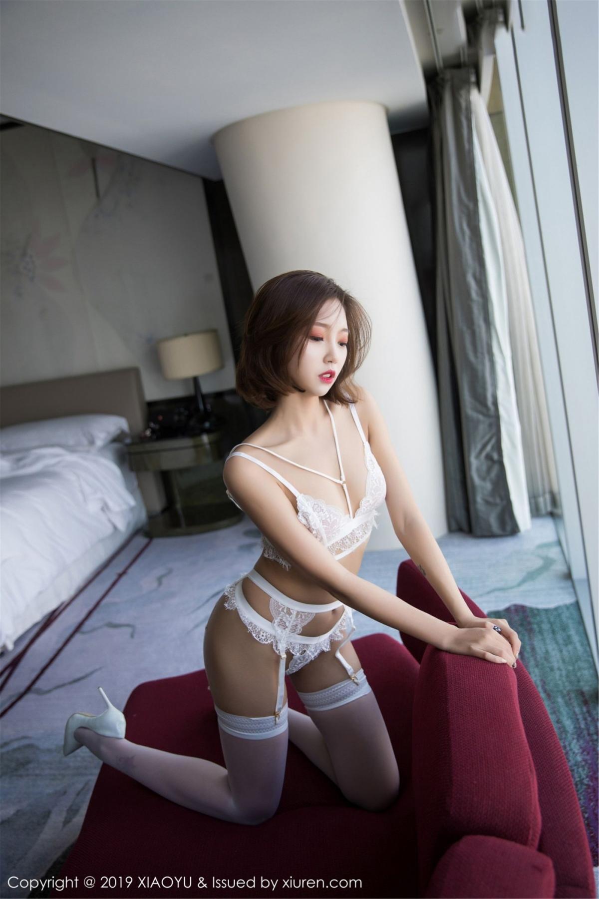 [XiaoYu] Vol.053 Lris 33P, Feng Mu Mu, Tall, Underwear, XiaoYu