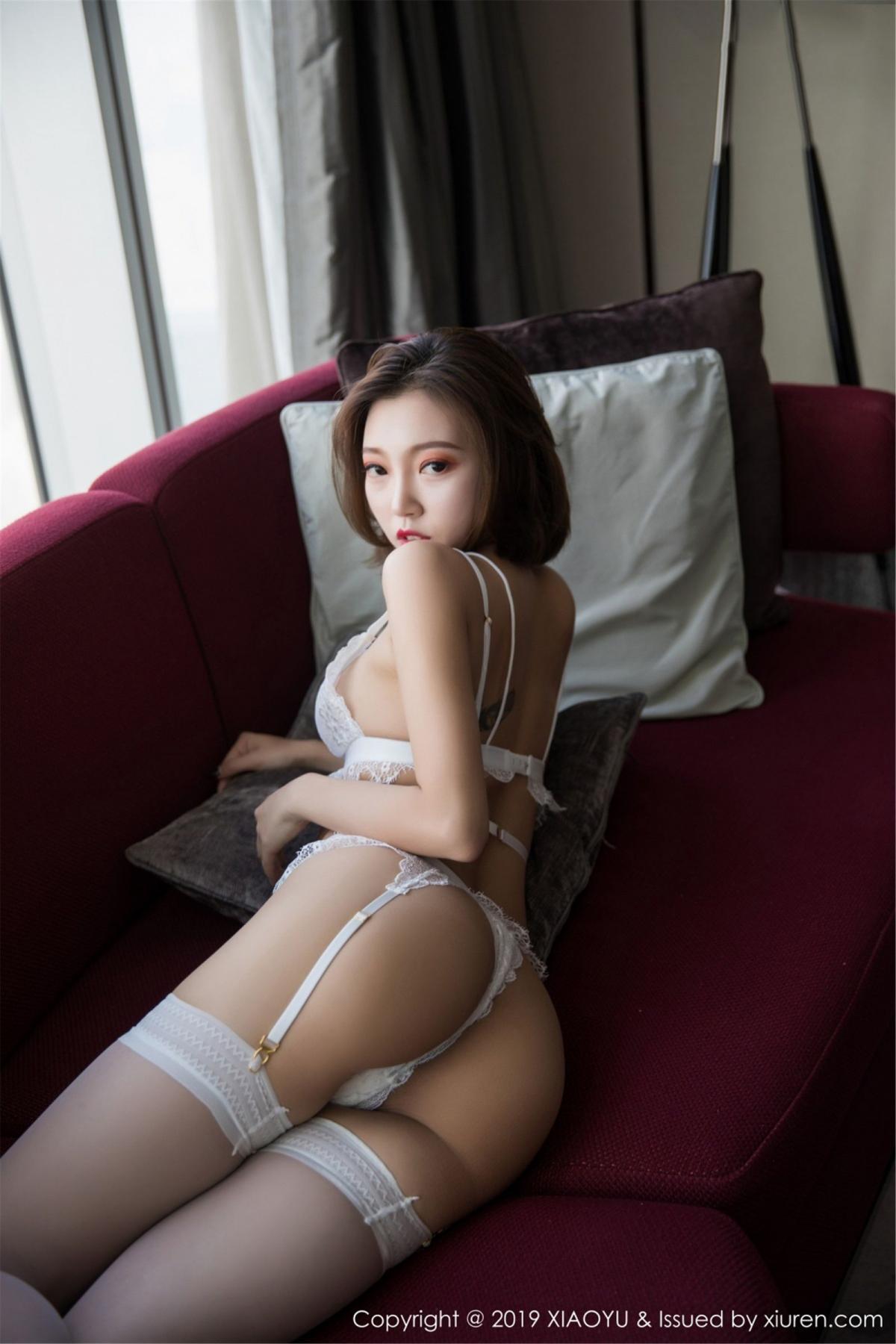 [XiaoYu] Vol.053 Lris 36P, Feng Mu Mu, Tall, Underwear, XiaoYu