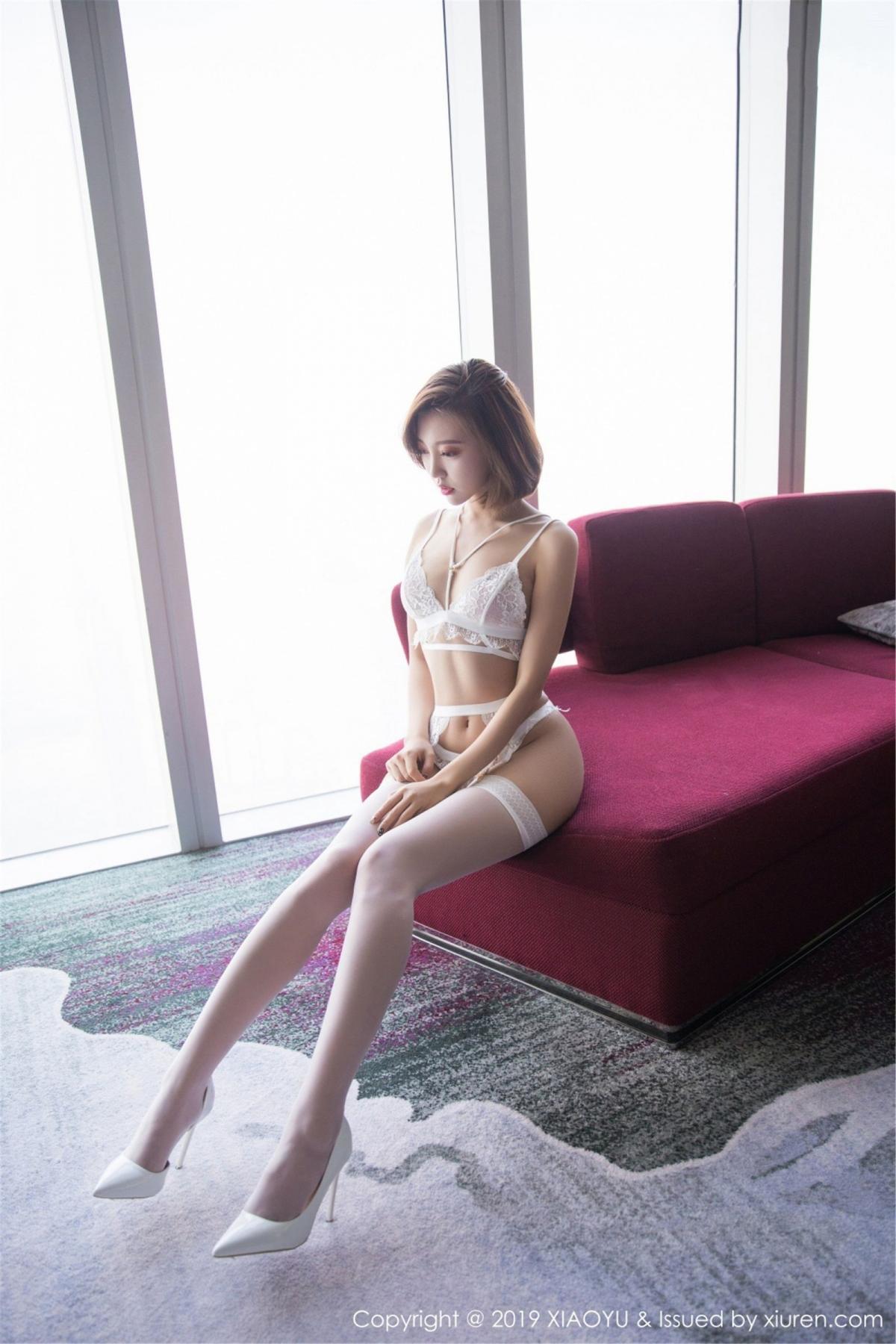 [XiaoYu] Vol.053 Lris 51P, Feng Mu Mu, Tall, Underwear, XiaoYu