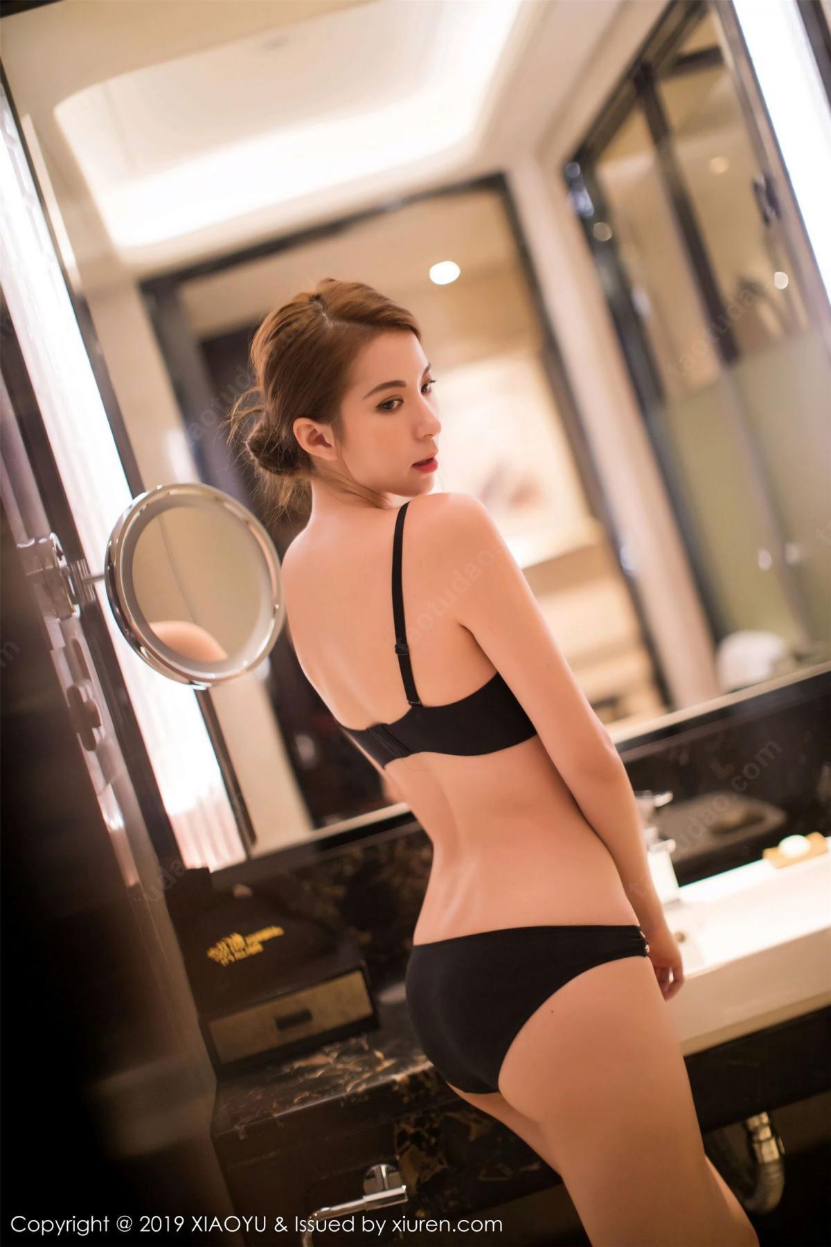 [XiaoYu] Vol.055 Carry Chan 55P, Chen Liang Ling, Cheongsam, XiaoYu
