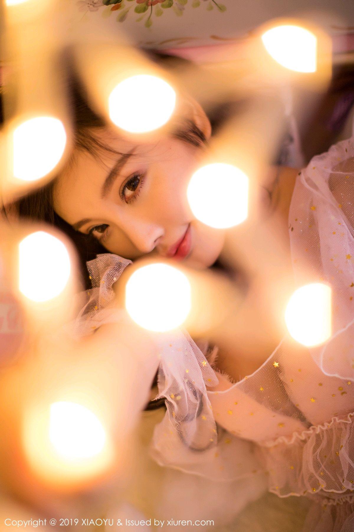 [XiaoYu] Vol.059 Christmas Theme 10P, Christmas, Underwear, XiaoYu, Yang Chen Chen