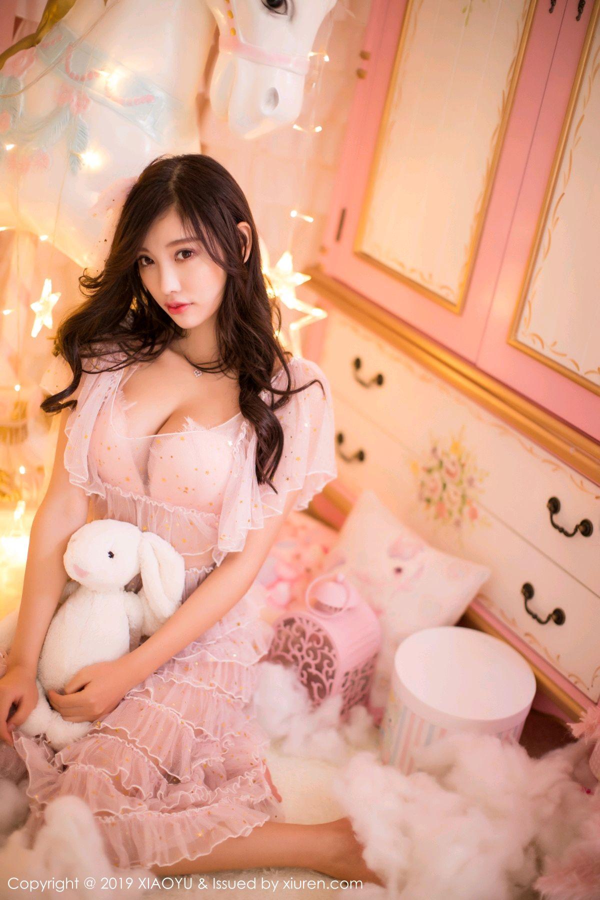 [XiaoYu] Vol.059 Christmas Theme 2P, Christmas, Underwear, XiaoYu, Yang Chen Chen