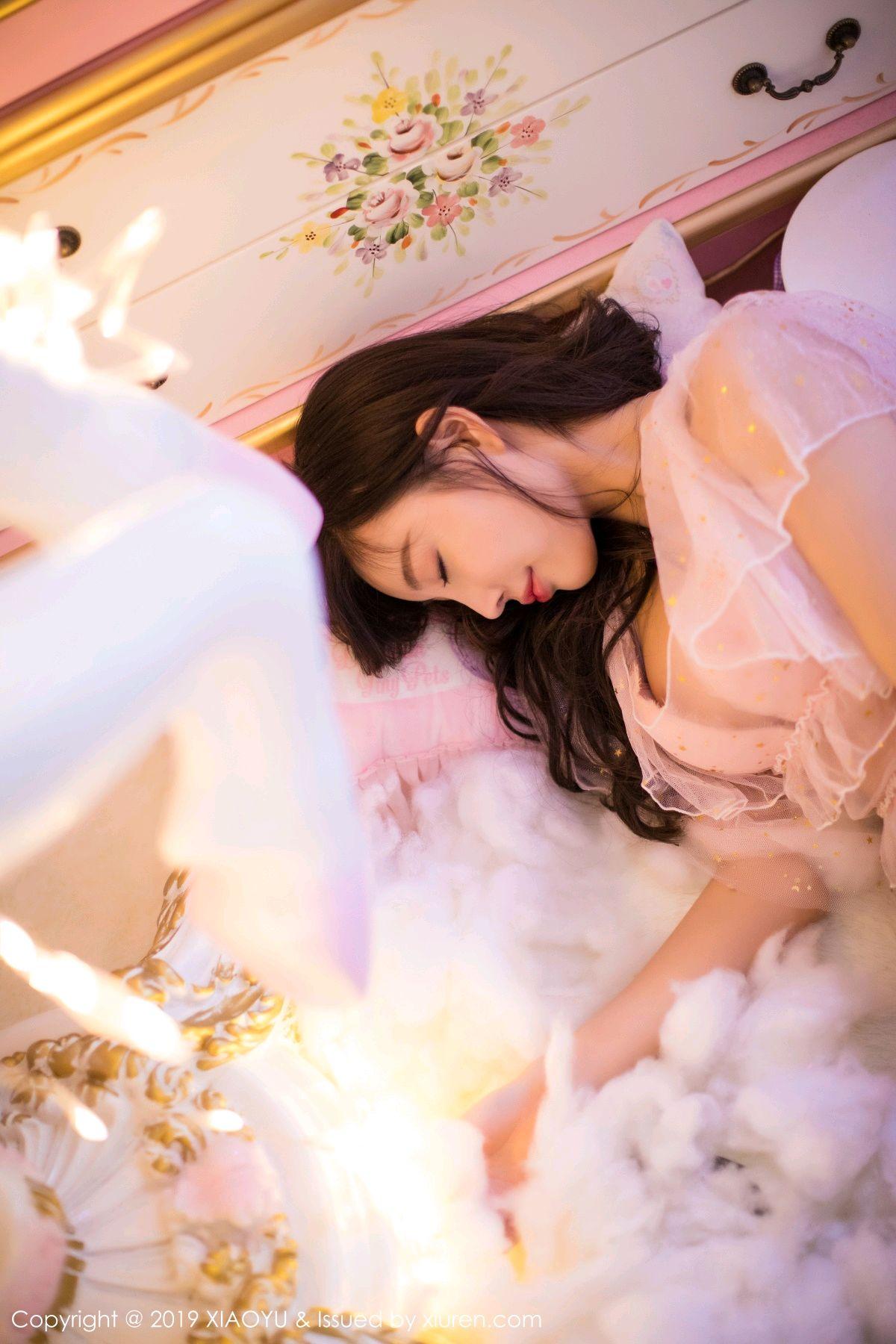 [XiaoYu] Vol.059 Christmas Theme 9P, Christmas, Underwear, XiaoYu, Yang Chen Chen
