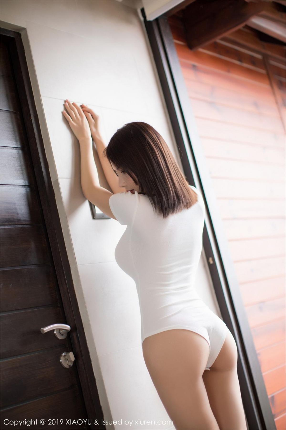 [XiaoYu] Vol.060 Xiao Mo Lin 10P, Bathroom, Lin Lin Ailin, Wet, XiaoYu